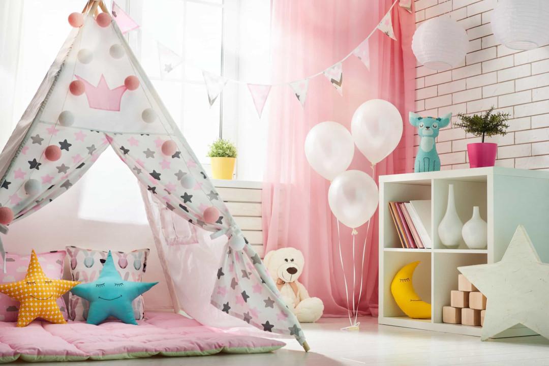 Goede Leuke manieren om de kamer van je kind op te vrolijken! XW-66