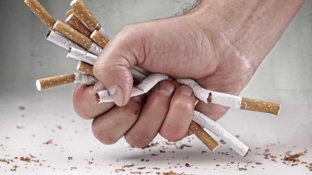 Zylar smettere di fumare