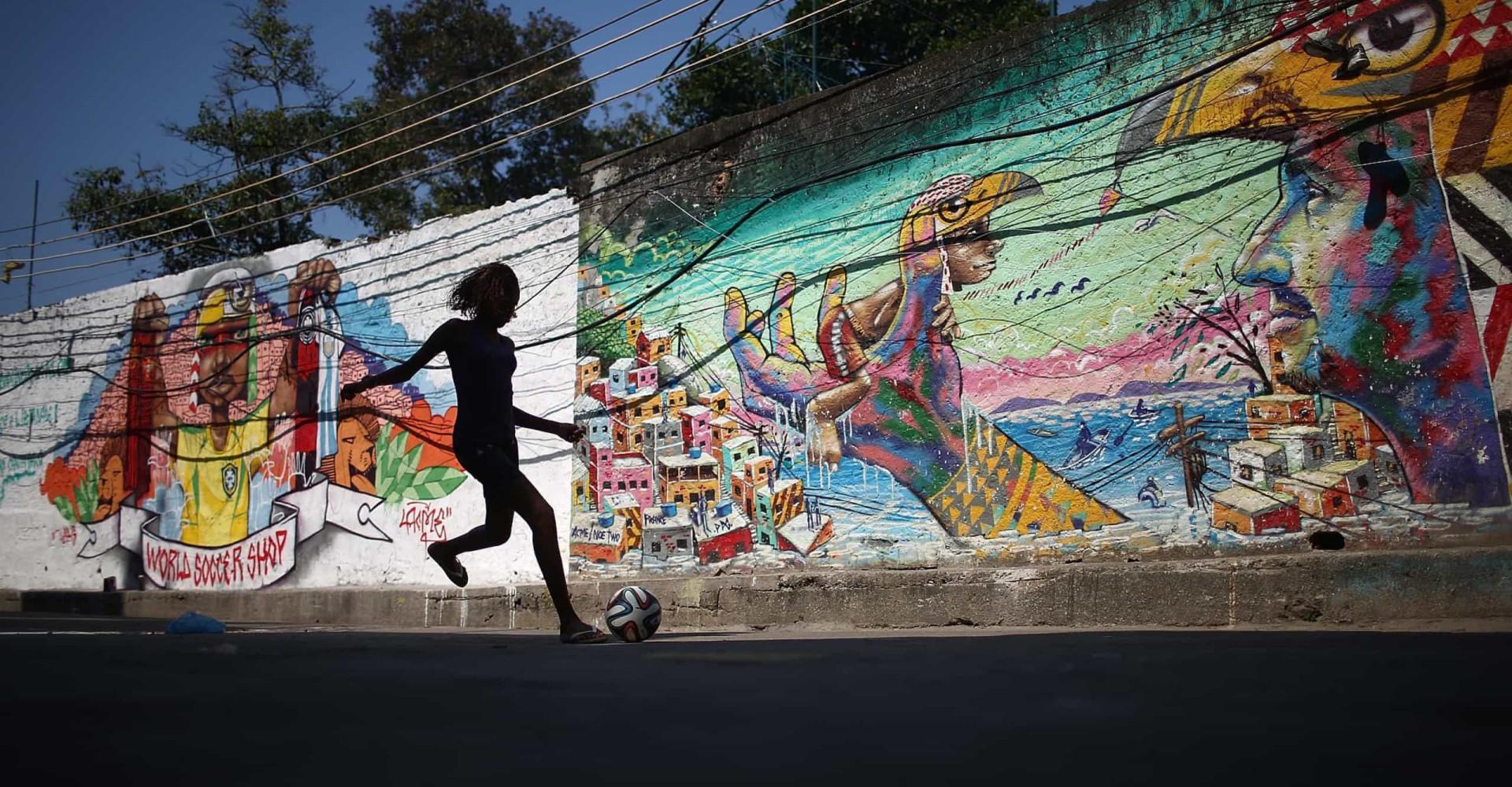 Street Art: de mooiste graffiti ter wereld