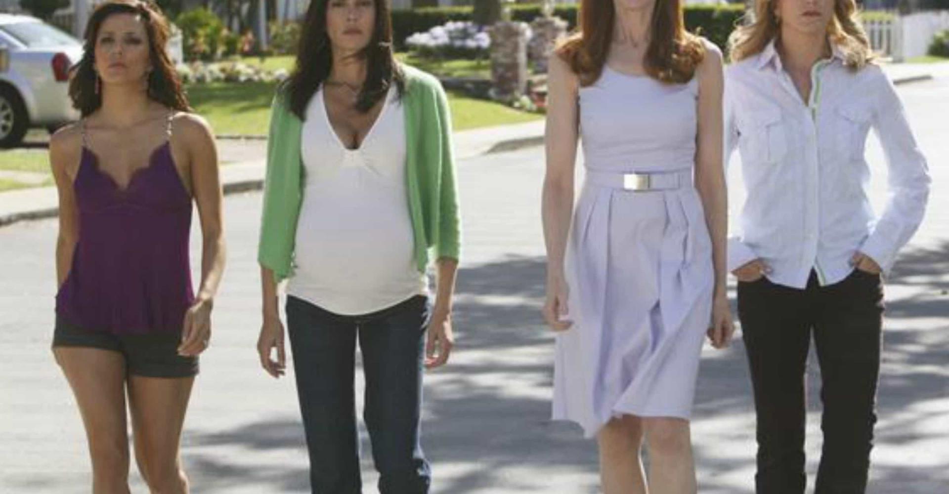 Desperate Housewives: come sono cambiati gli attori nel tempo?