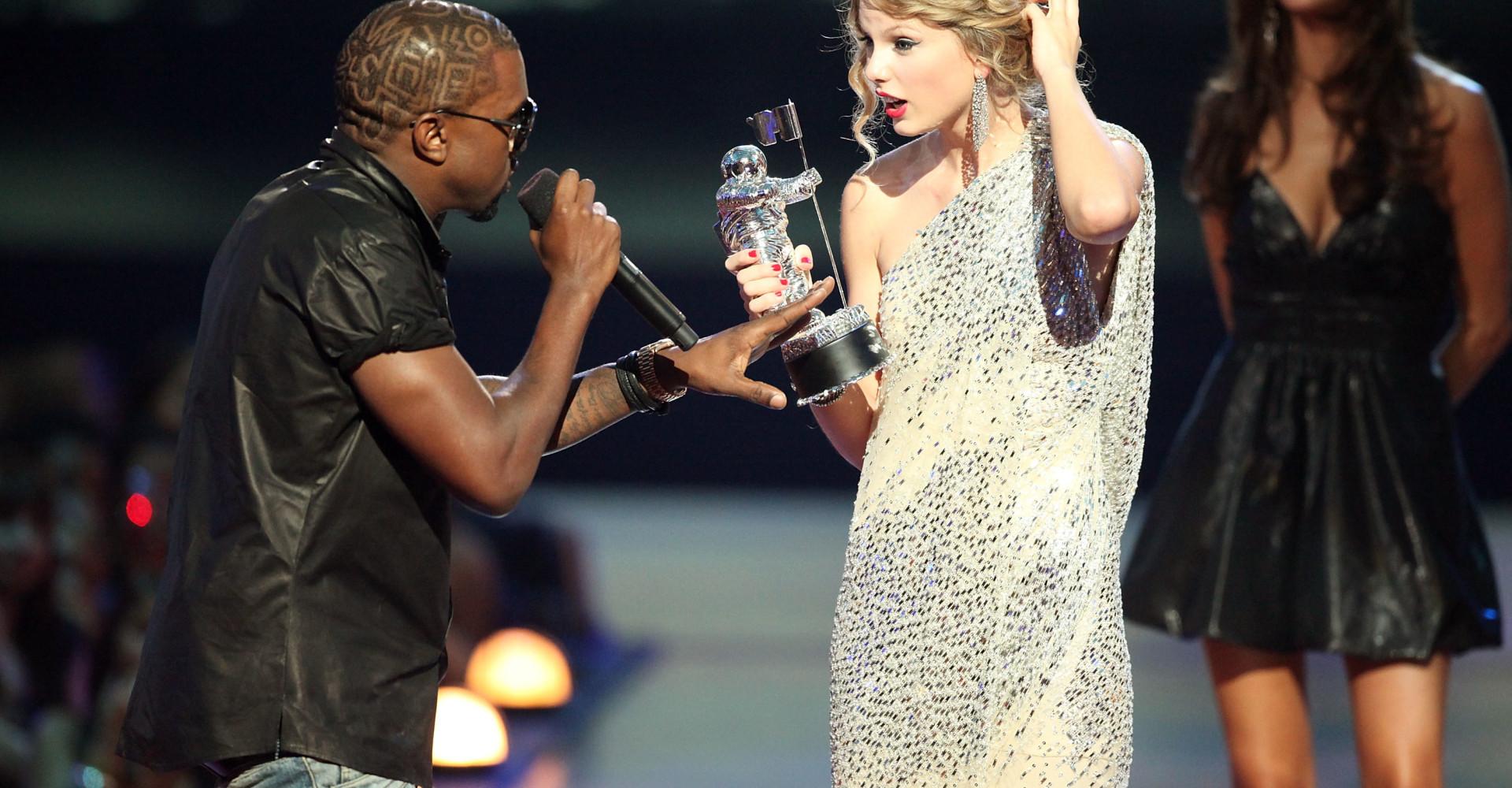 Video Music Awardsien ikonisimmat hetket
