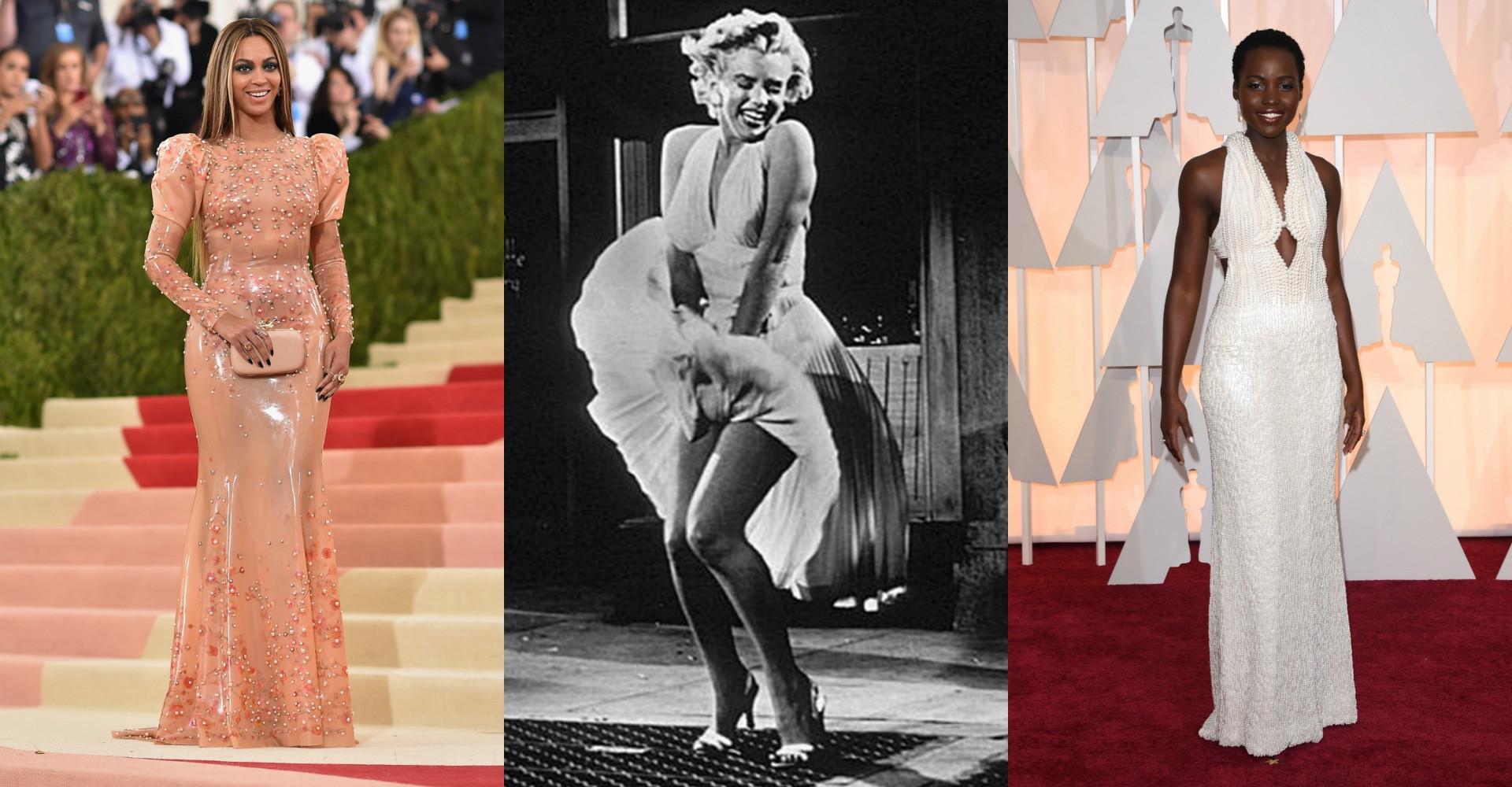Os vestidos mais caros usados pelas famosas