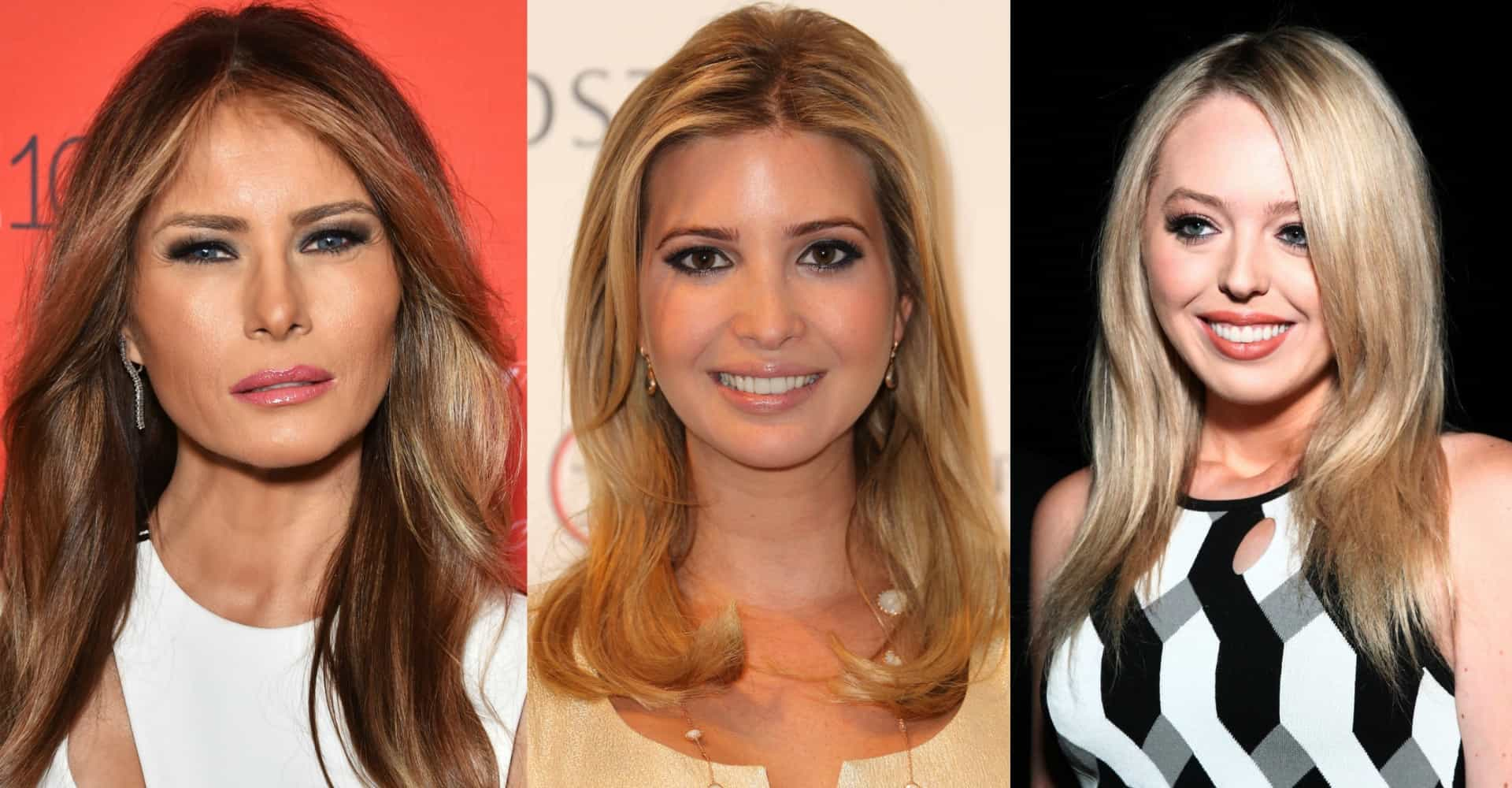 Trump Style: ecco cosa indossano la moglie e le figlie del presidente
