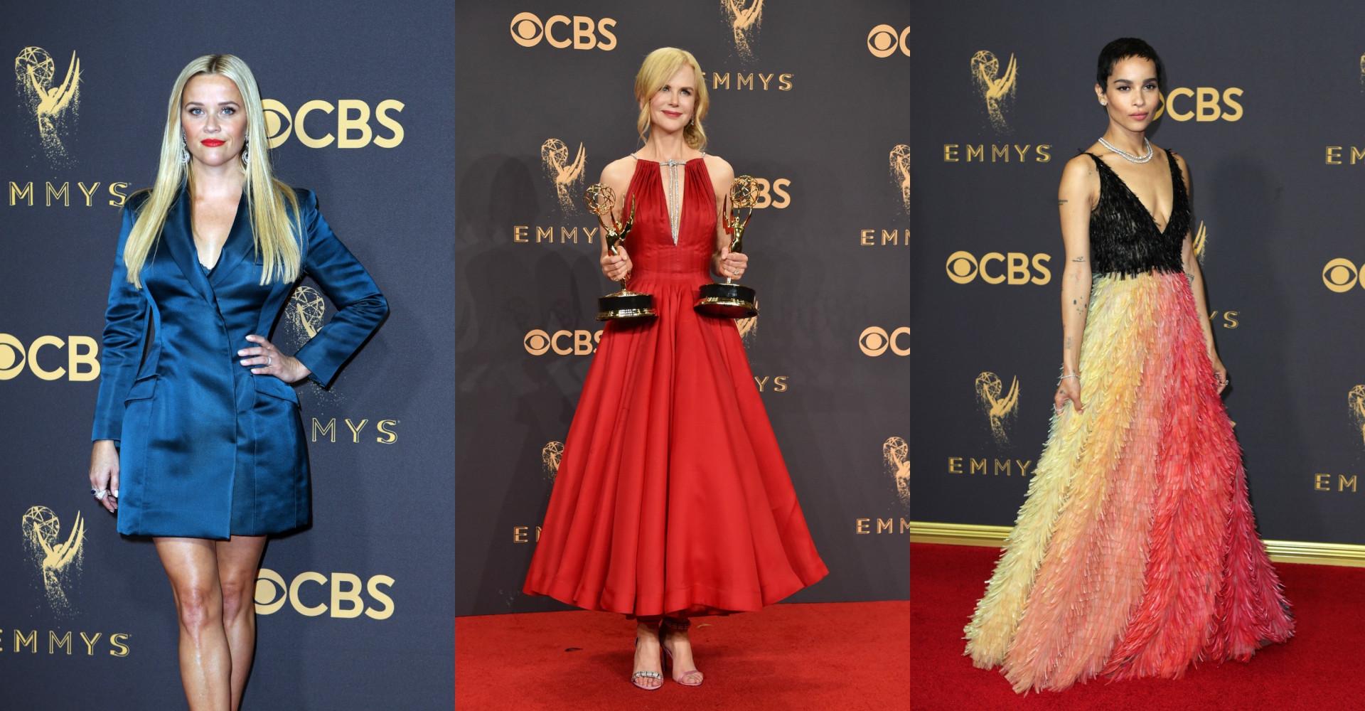 Ce que les stars ont porté aux Emmy Awards 2017