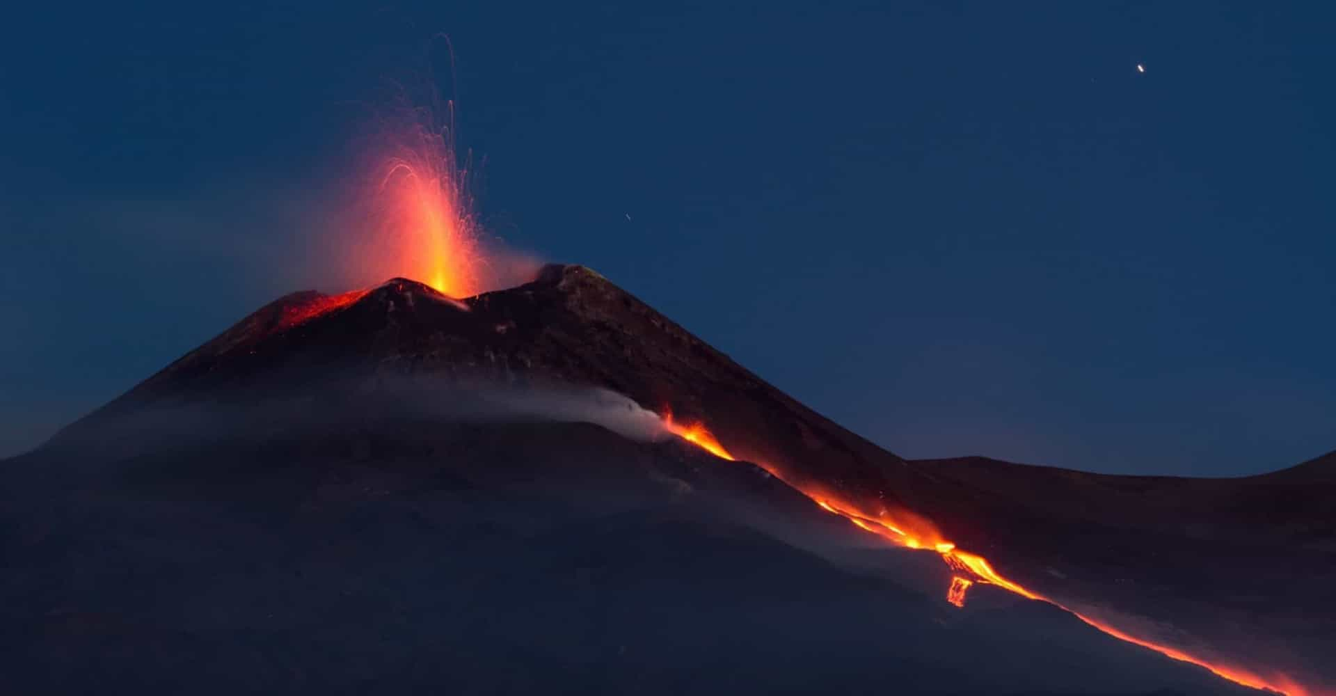 Discover some of the world's most dangerous volcanoes