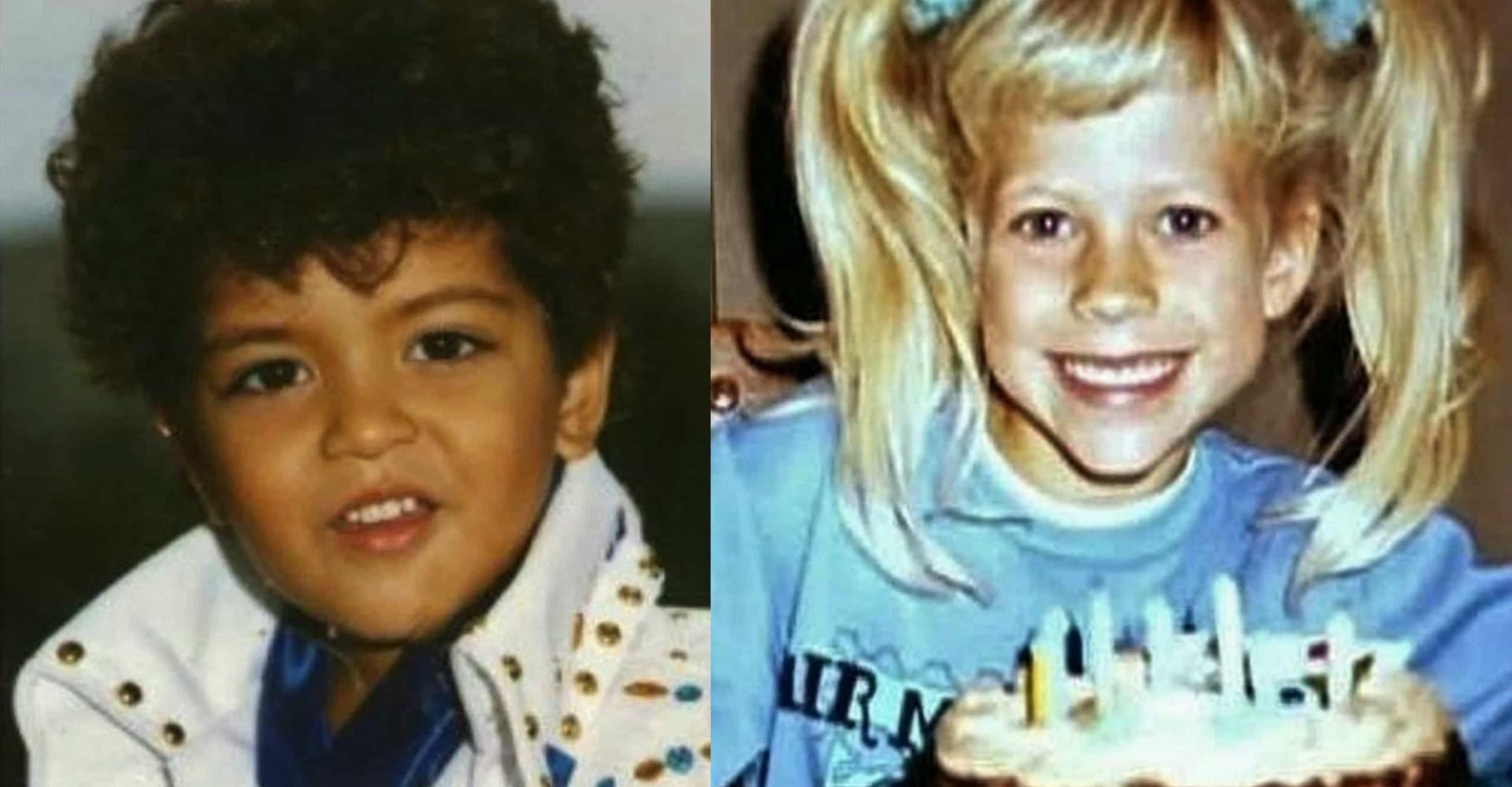 Quiz: Erkennst du diese Stars als Kinder?