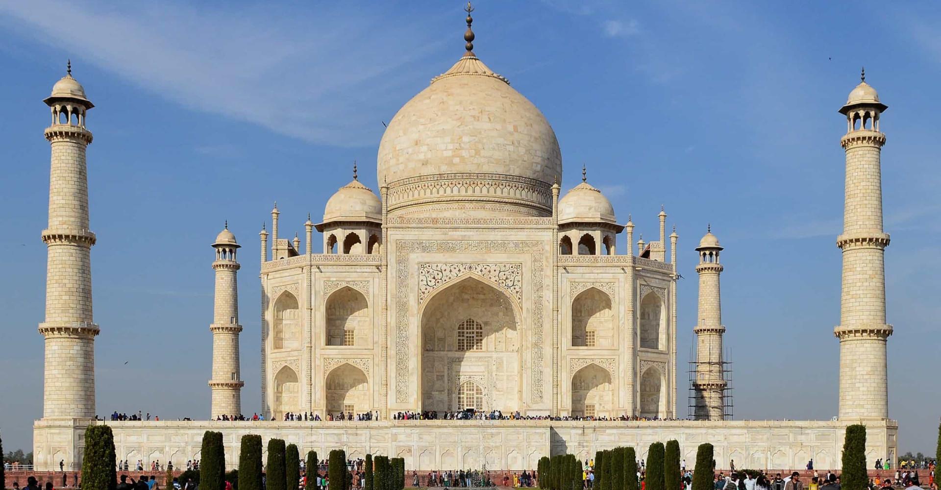Die beeindruckendsten Bauwerke der Welt