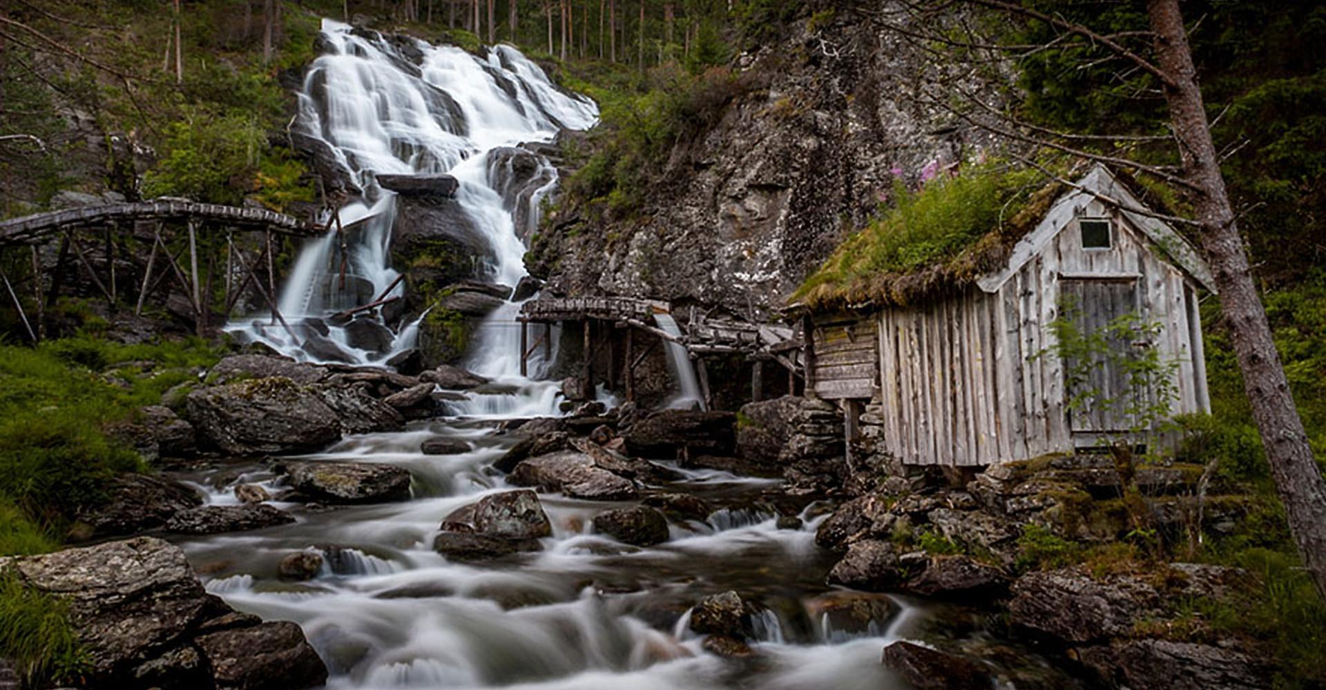 Ces paysages norvégiens à couper le souffle