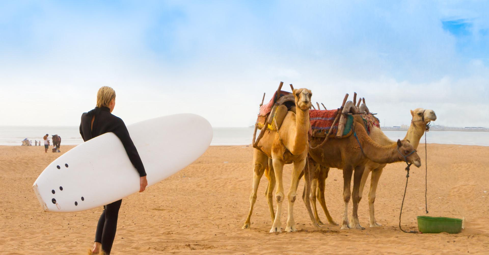 Morocco: a surfer's dream destination