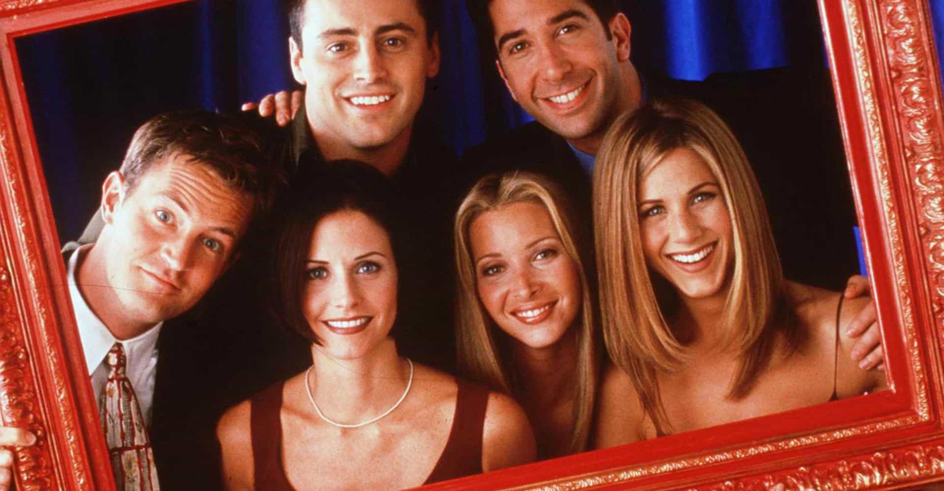 How big of a 'Friends' fan are you?