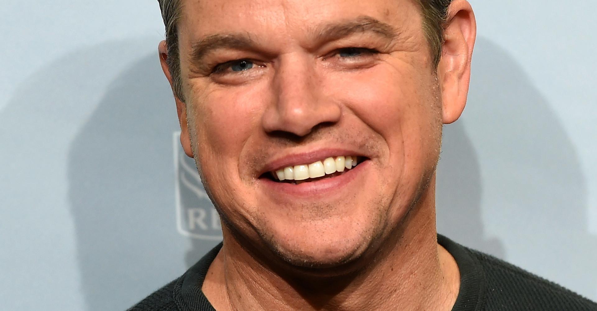 Matt Damon: Hollywoodin ihmelapsen elämä