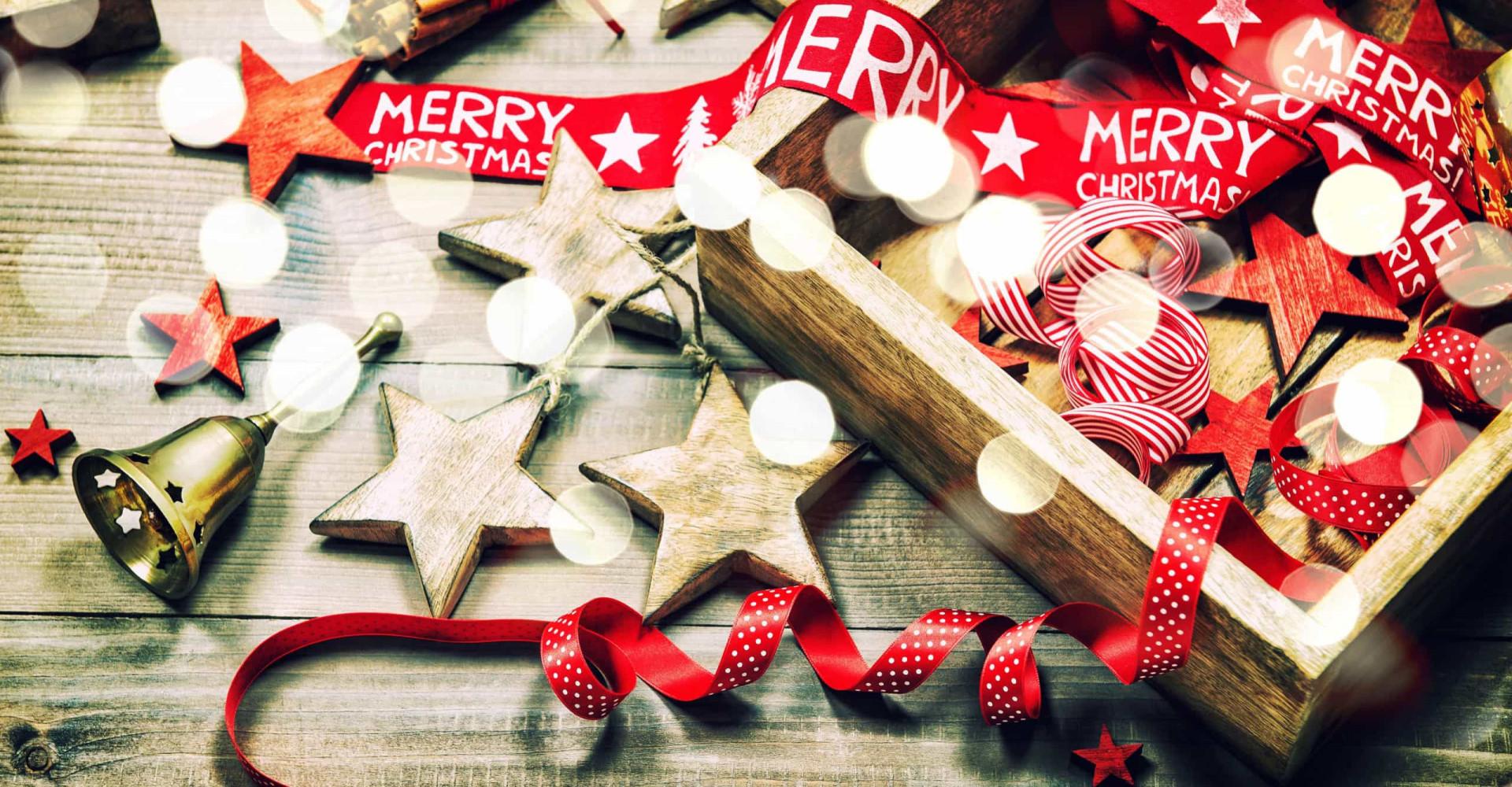 30 Tipps für festliche Weihnachtsdekorationen