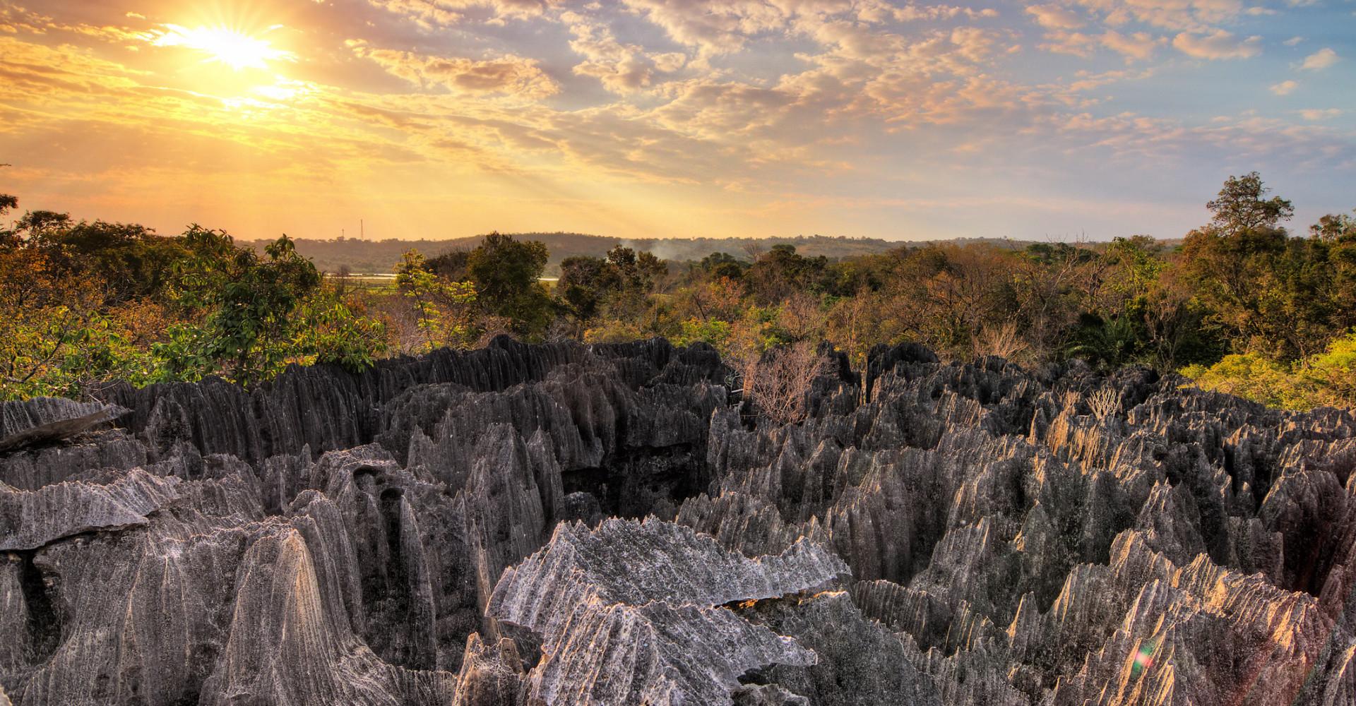 Sukella upean Madagaskarin saaren ihmeisiin