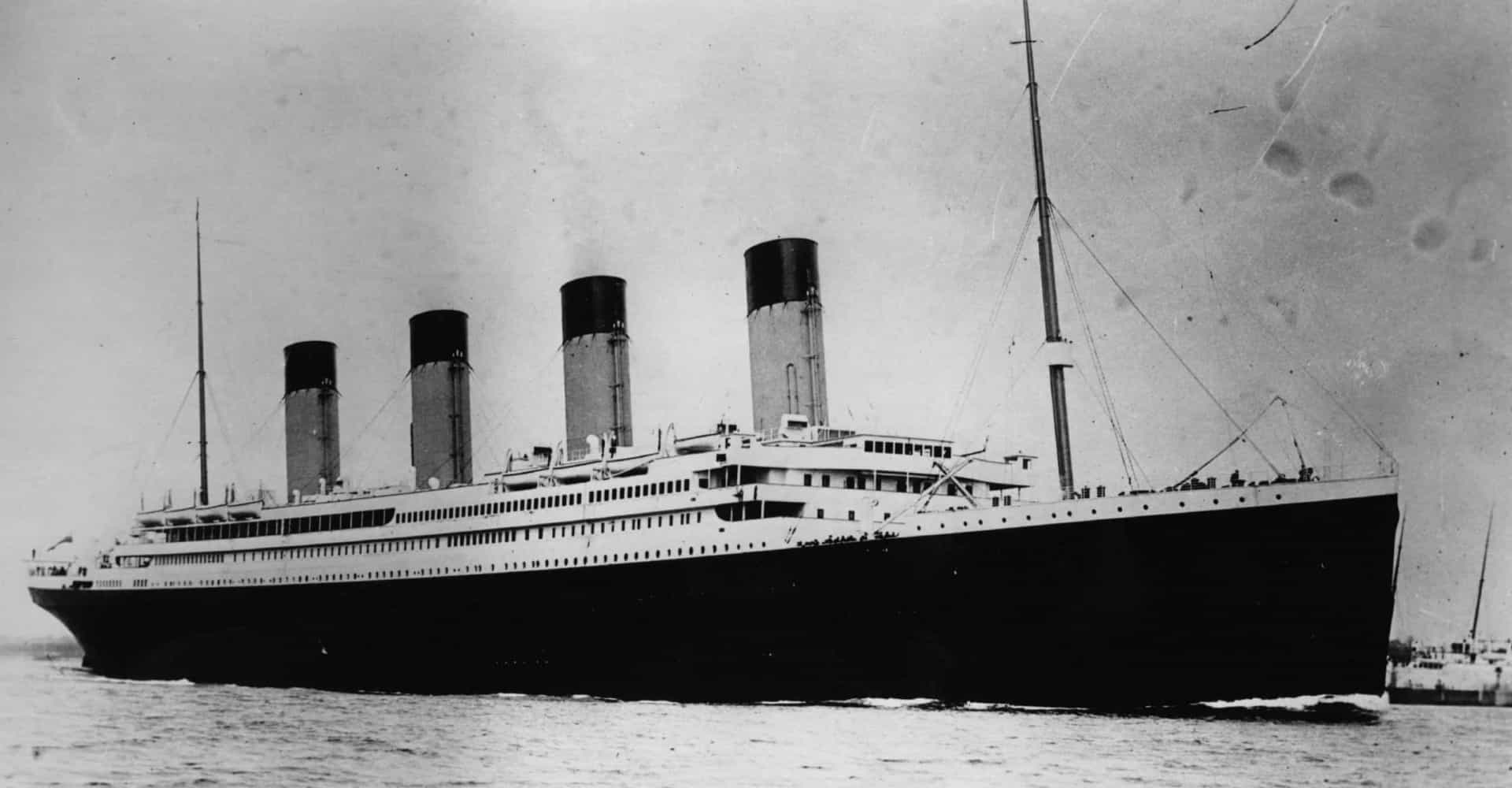 Surprising facts you didn't know about the Titanic