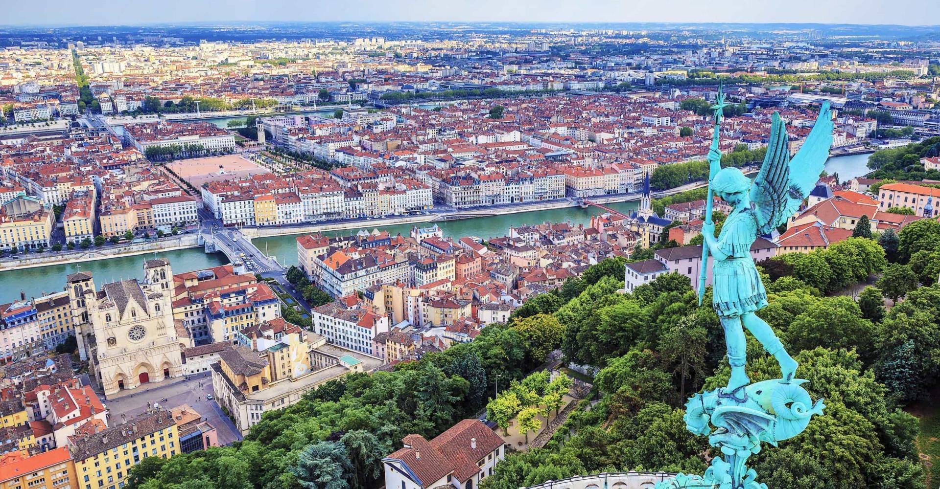 Tout ce qu'il faut voir à Lyon