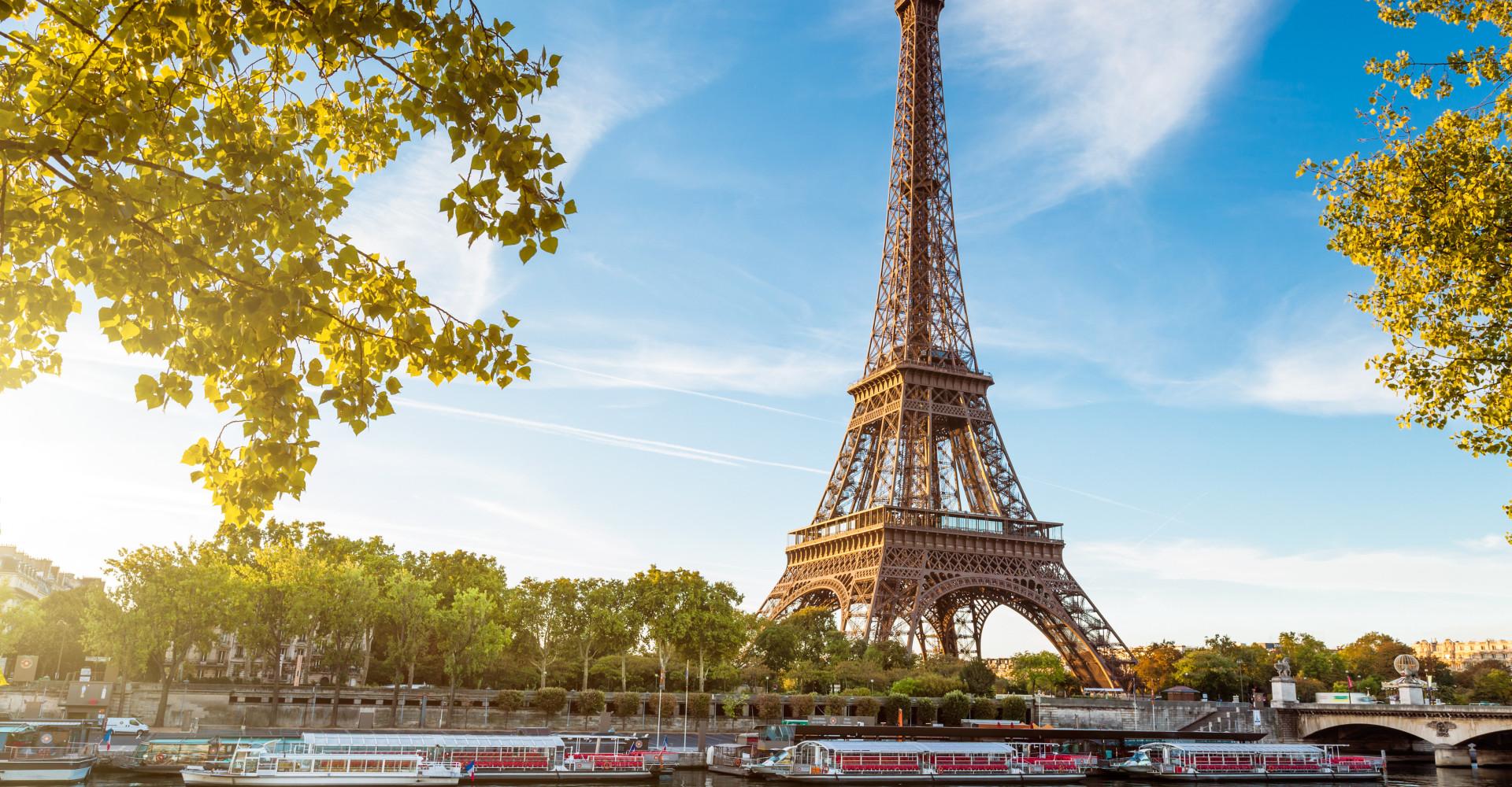 알고 여행하기! 사진으로 보는 에펠탑의 역사