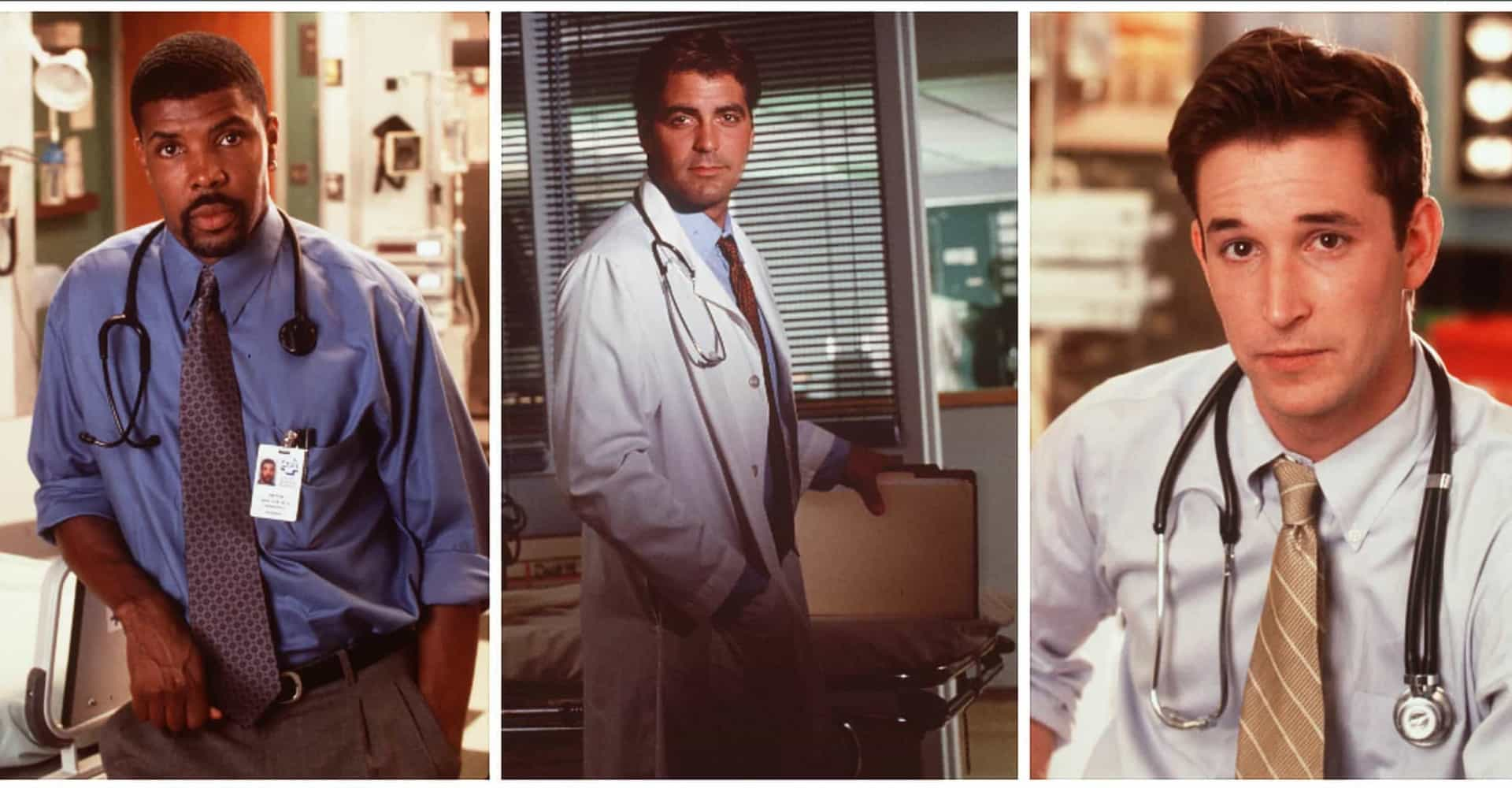 Actors who played sexy male doctors on TV