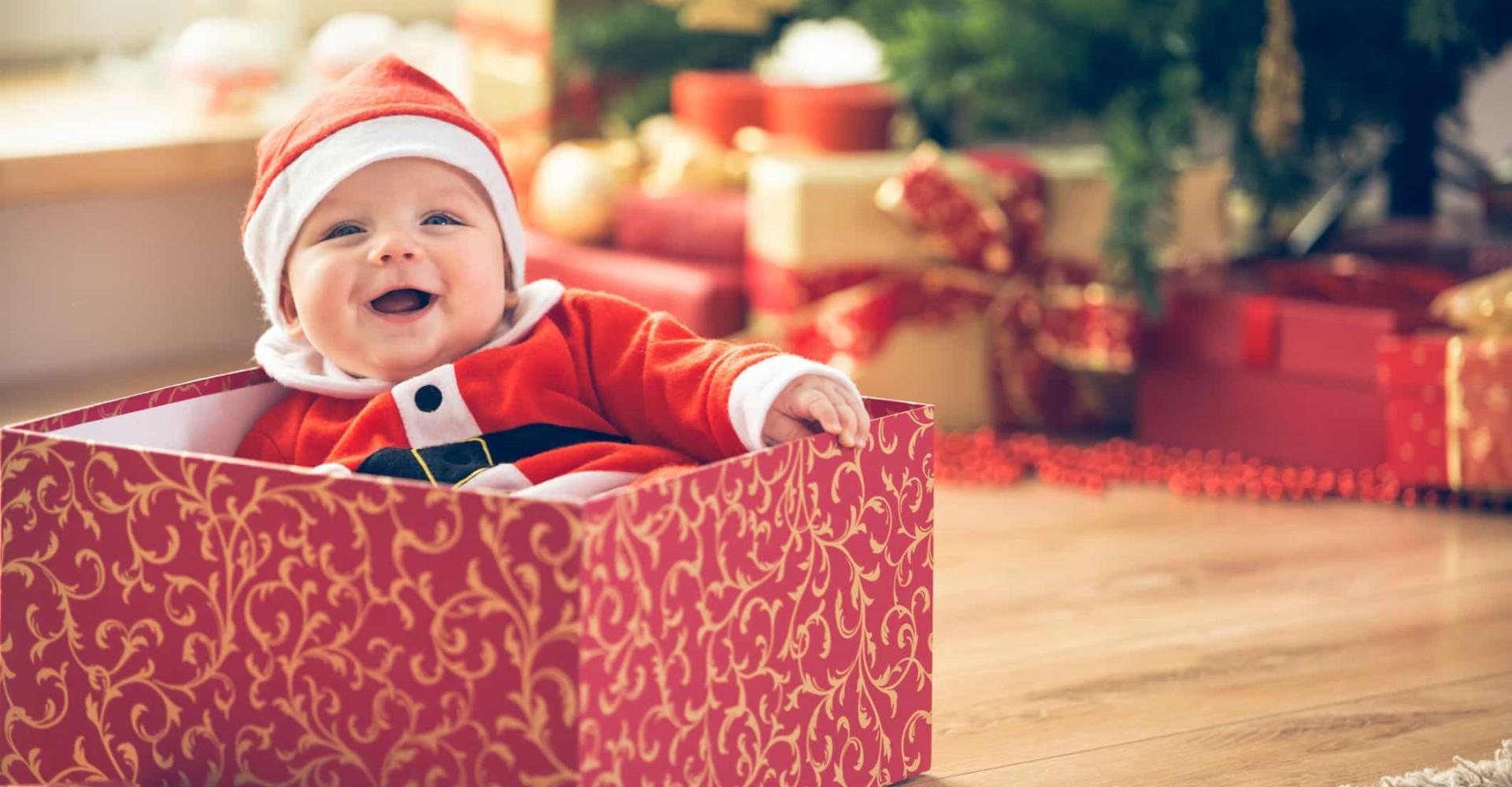 Perfekte Weihnachtsgeschenke.Perfekte Weihnachtsgeschenke Für Babys Und Frische Eltern