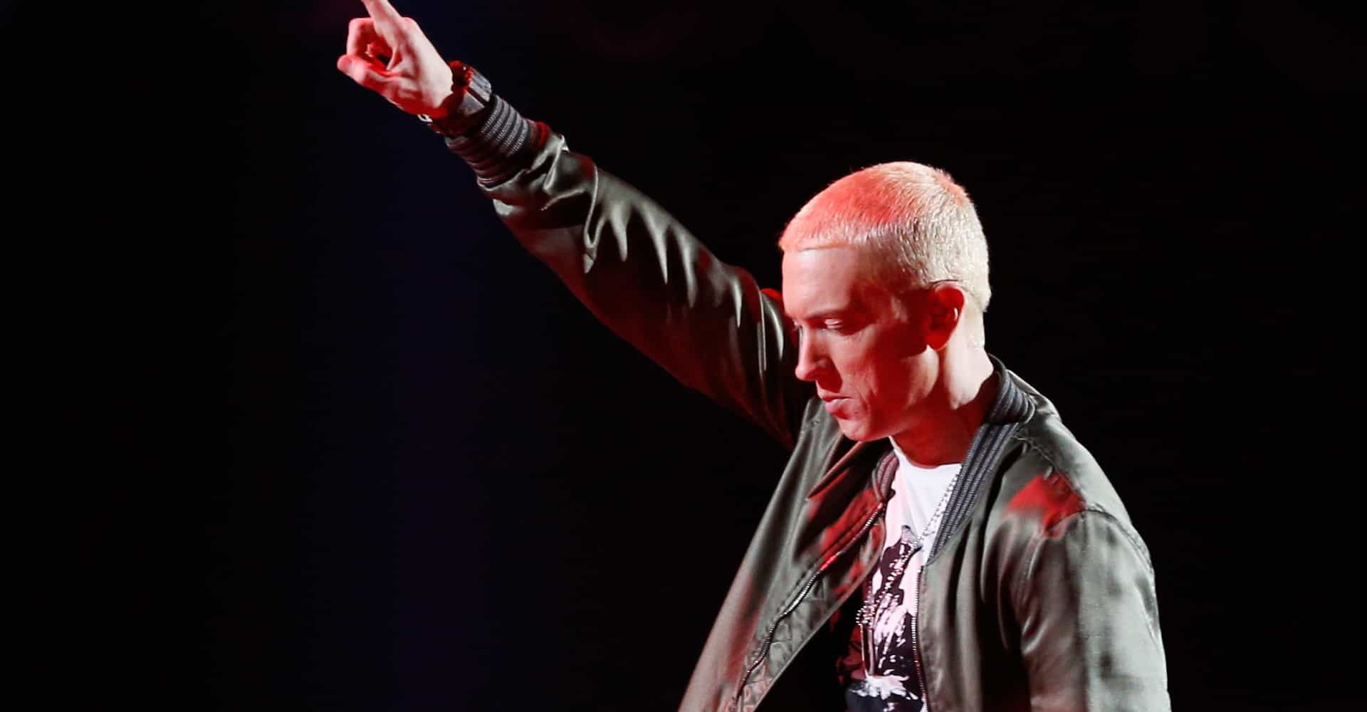 30 things you didn't know about Eminem