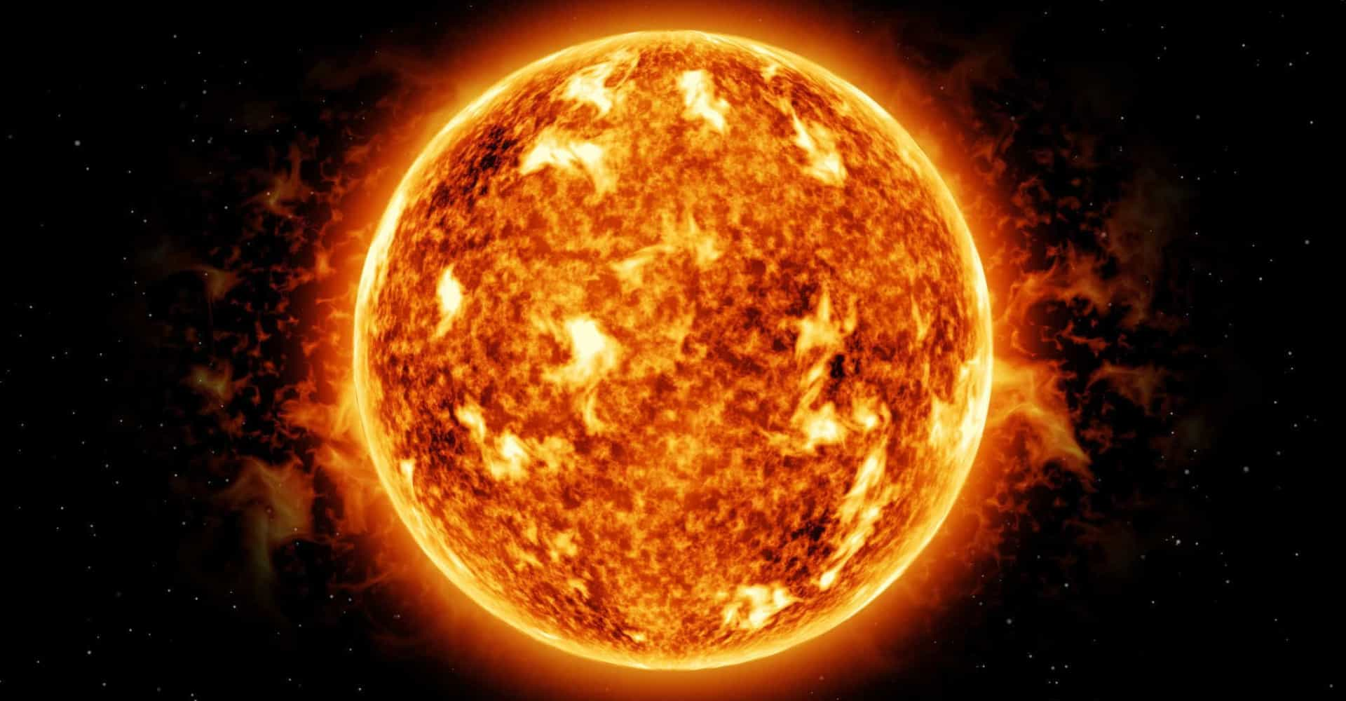 Dazzling facts about the Sun