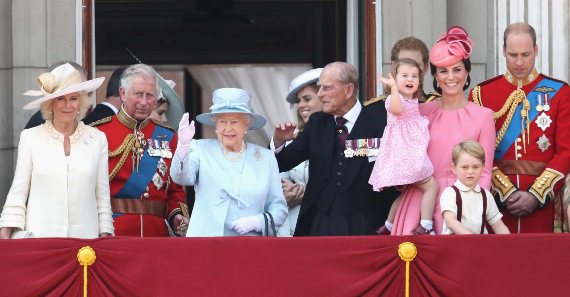 The British Royal Family's dress code