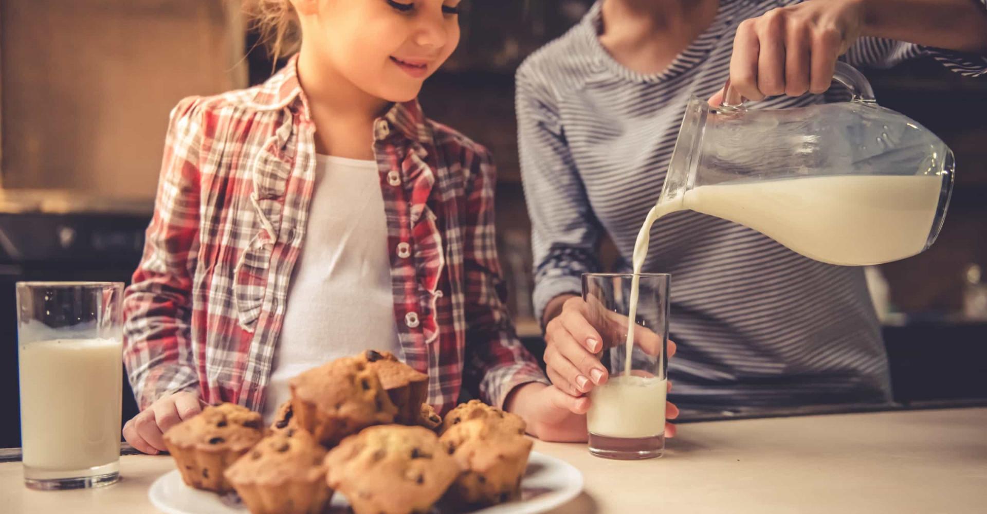 Myter, sanningar och kul fakta om mjölk!