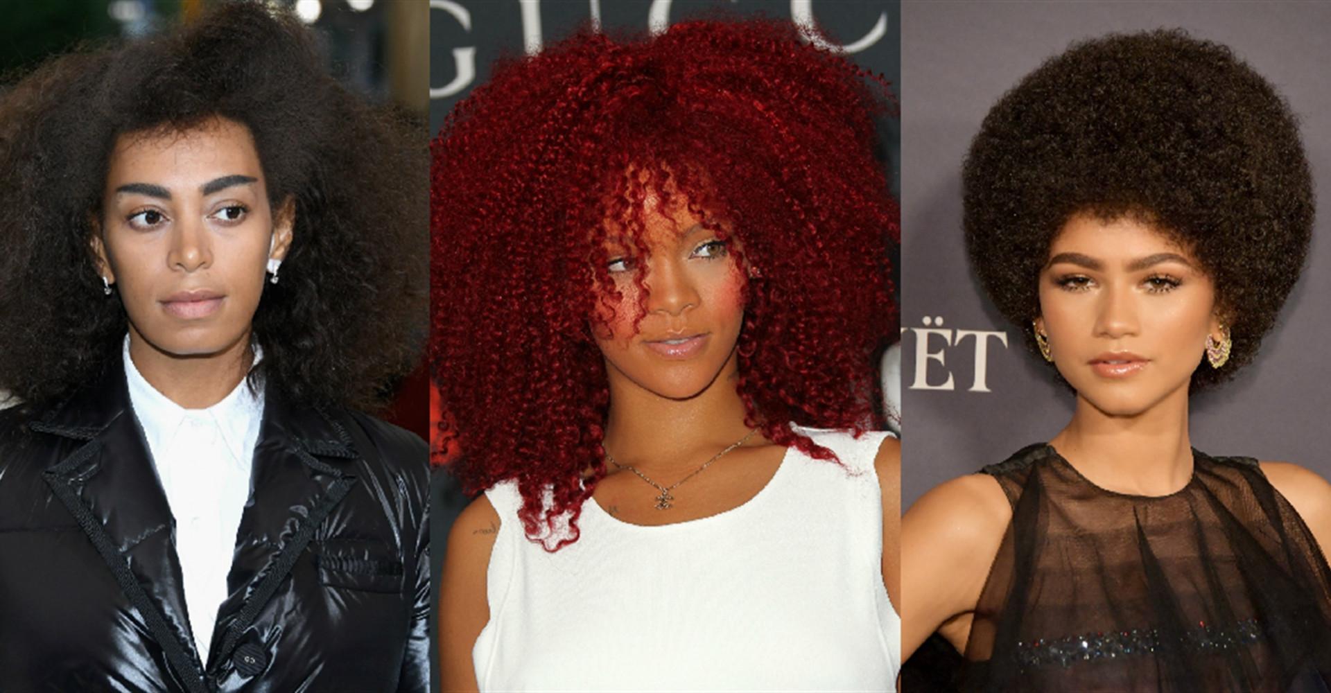Belles au naturel: les célébrités qui portent leurs cheveux bouclés