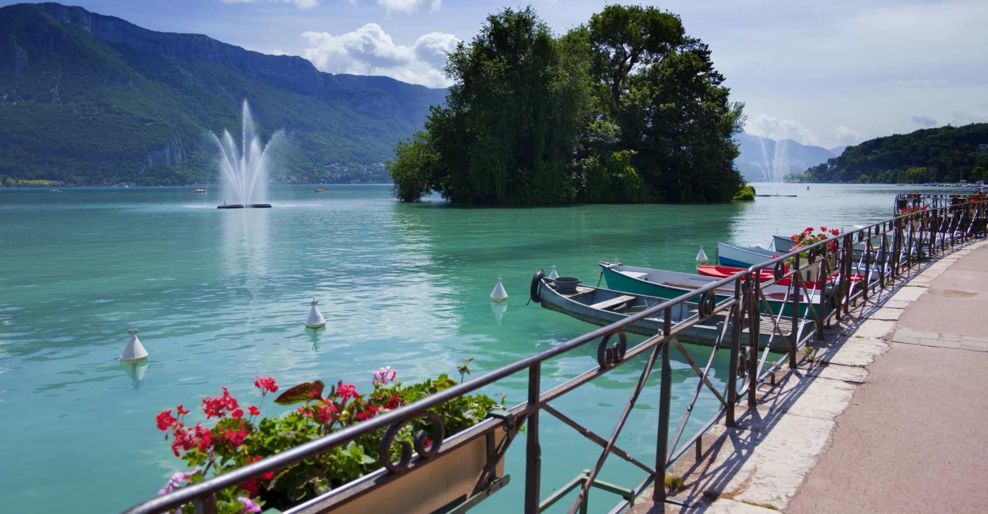 Deixe-se seduzir pelos Alpes franceses