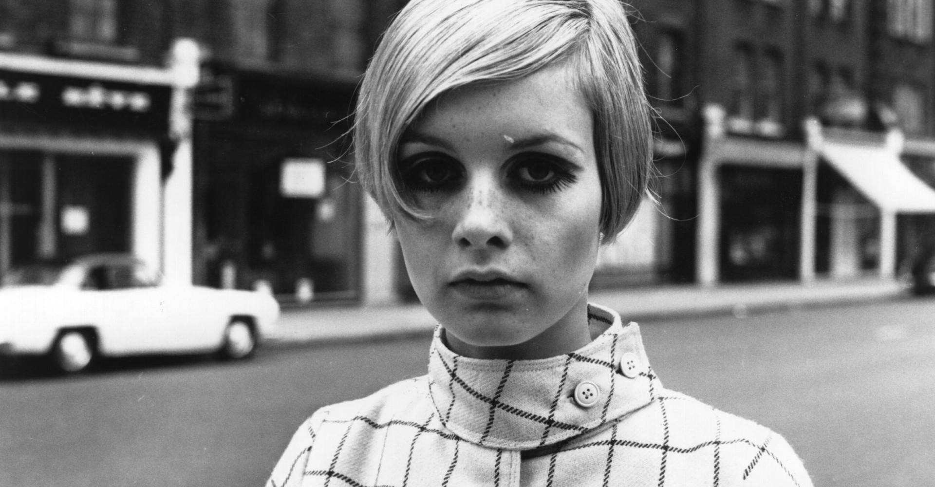 Twiggy, la modelo que arrasó en los años 60