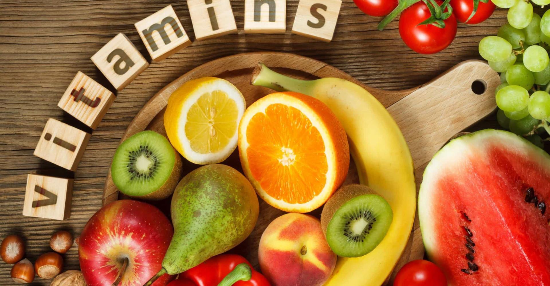 L'ABC des vitamines