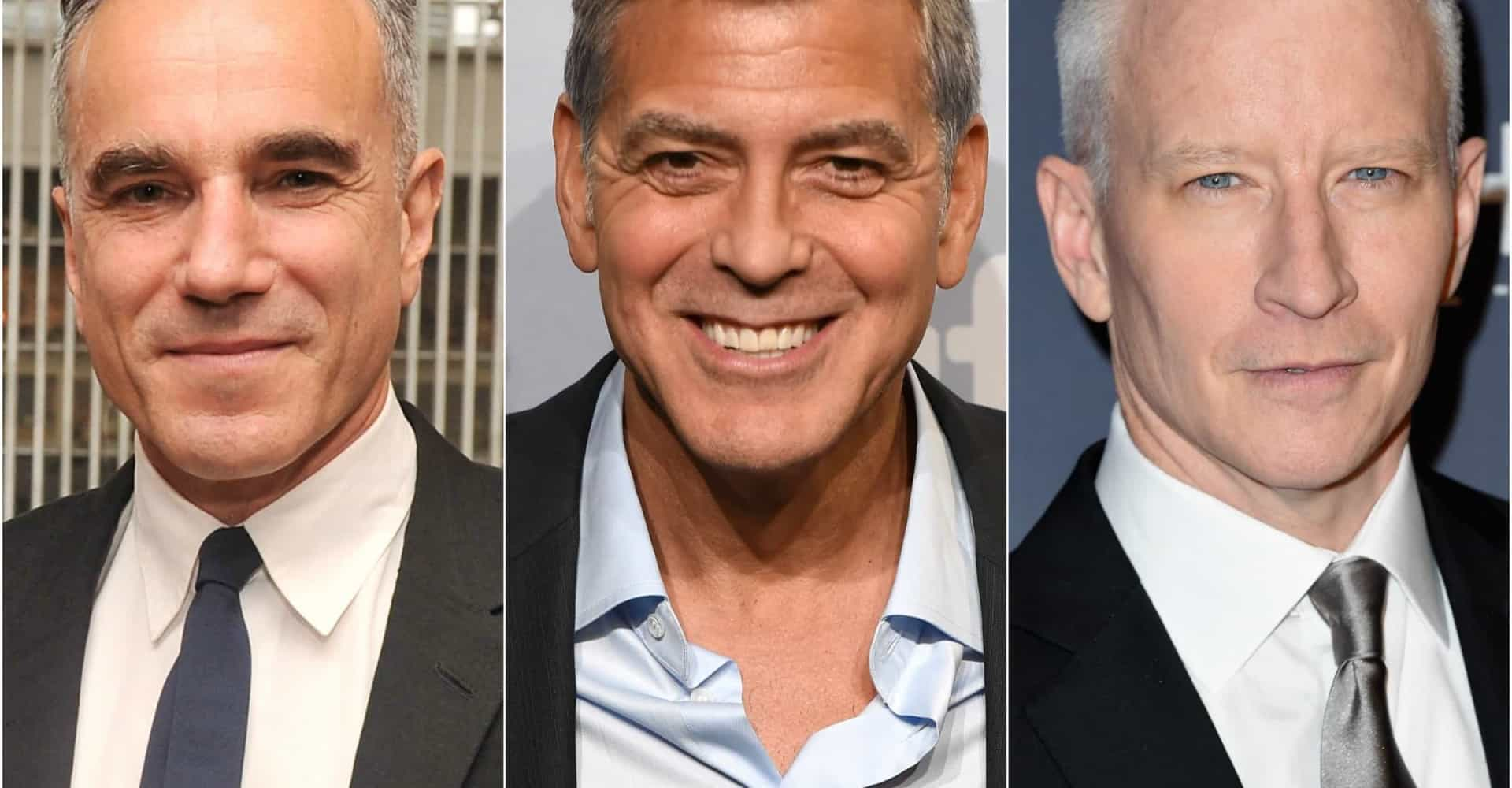 Silver foxes: Hollywood's most handsome older men