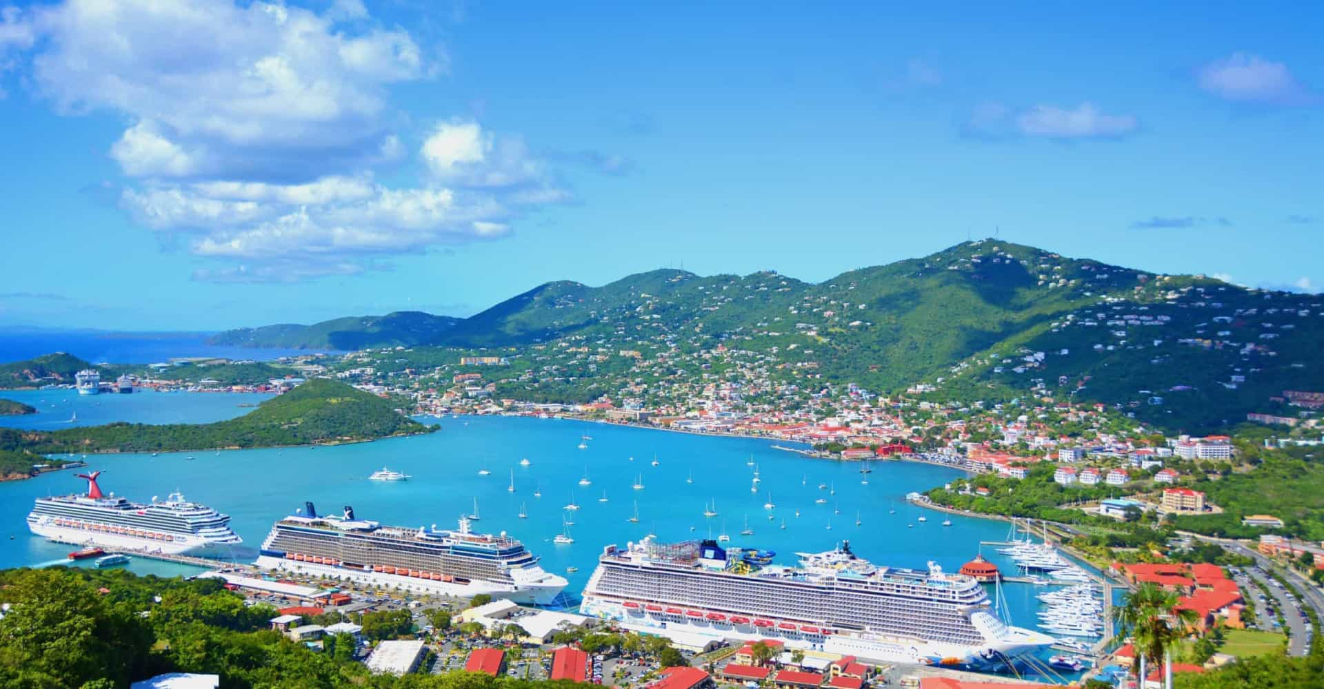 Take a US Virgin Islands vacation