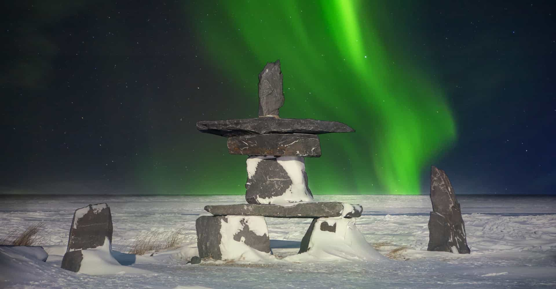 Lac Angikuni: le village inuit qui s'est volatilisé