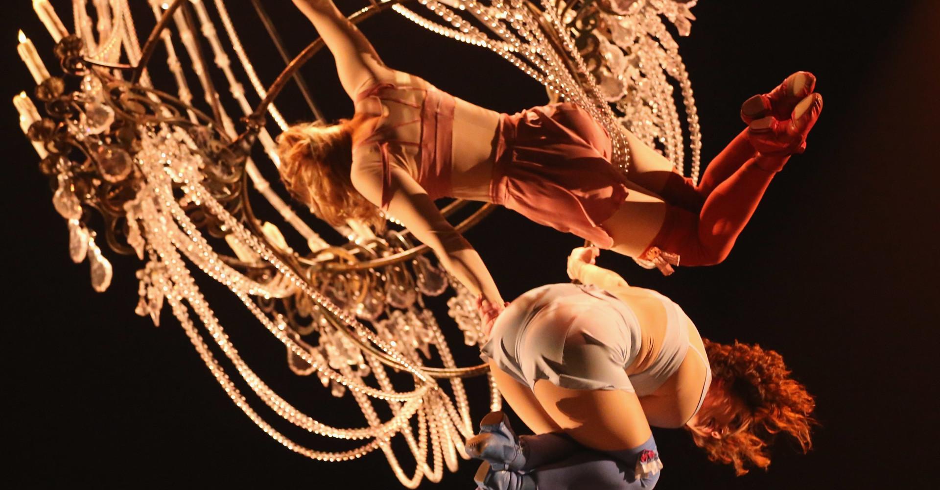 Drame au Cirque du Soleil: Yann Arnaud était marié et avait deux petites filles