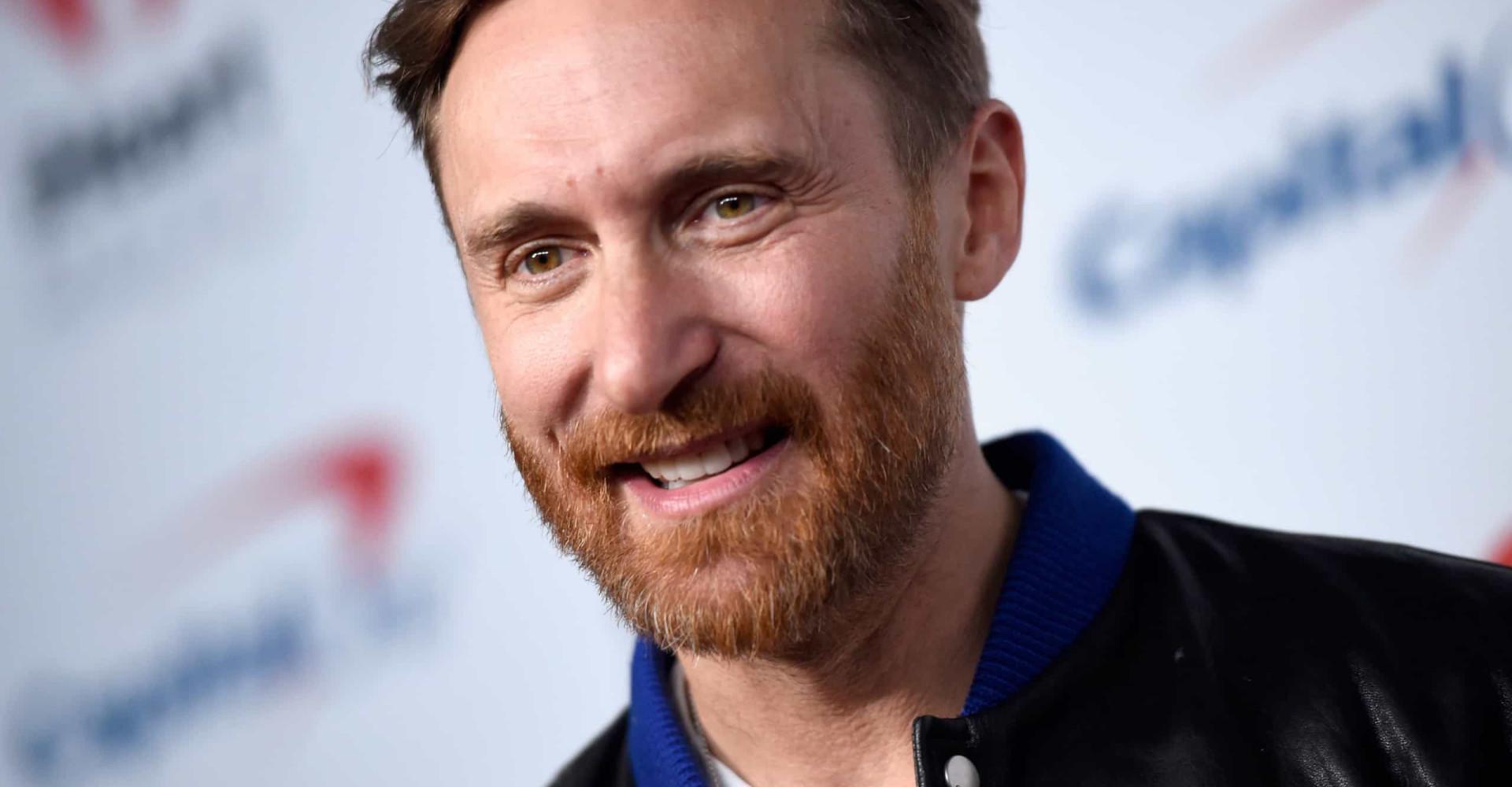 David Guetta: l'un des DJs les mieux payés du monde