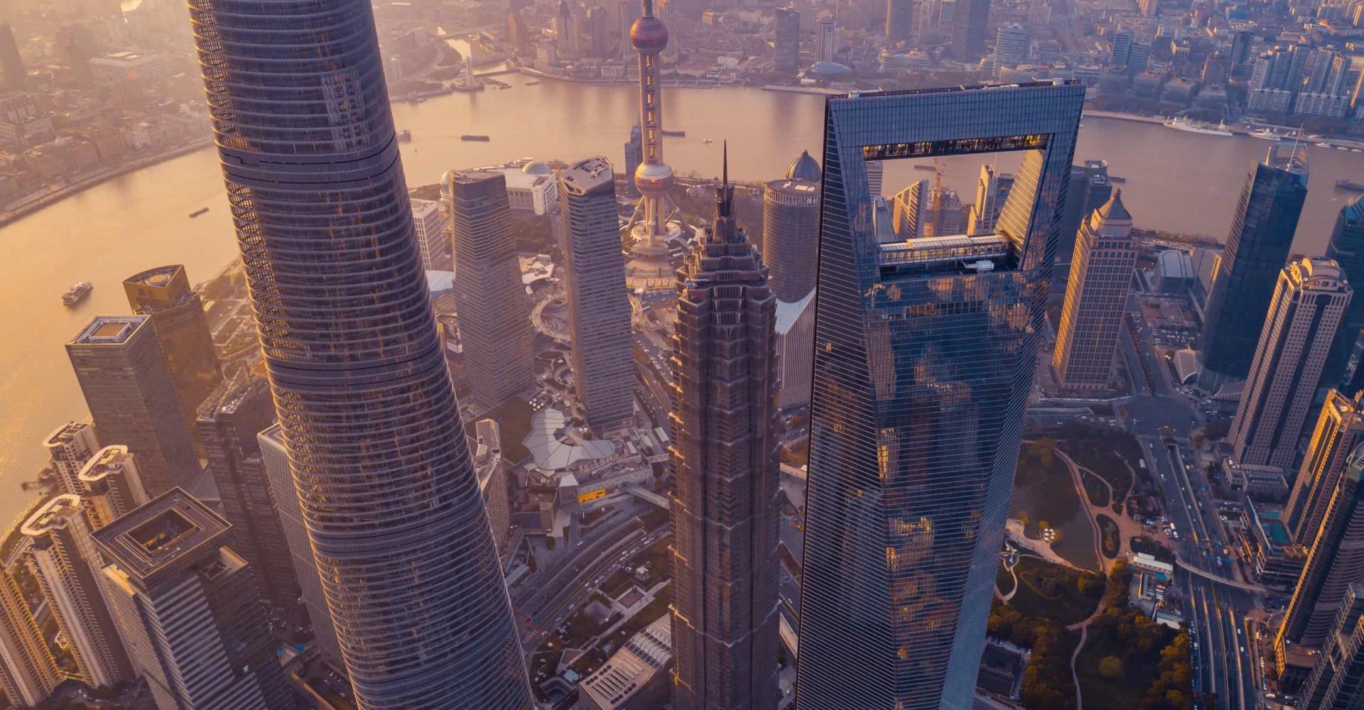¡De vértigo! Los edificios más altos del mundo