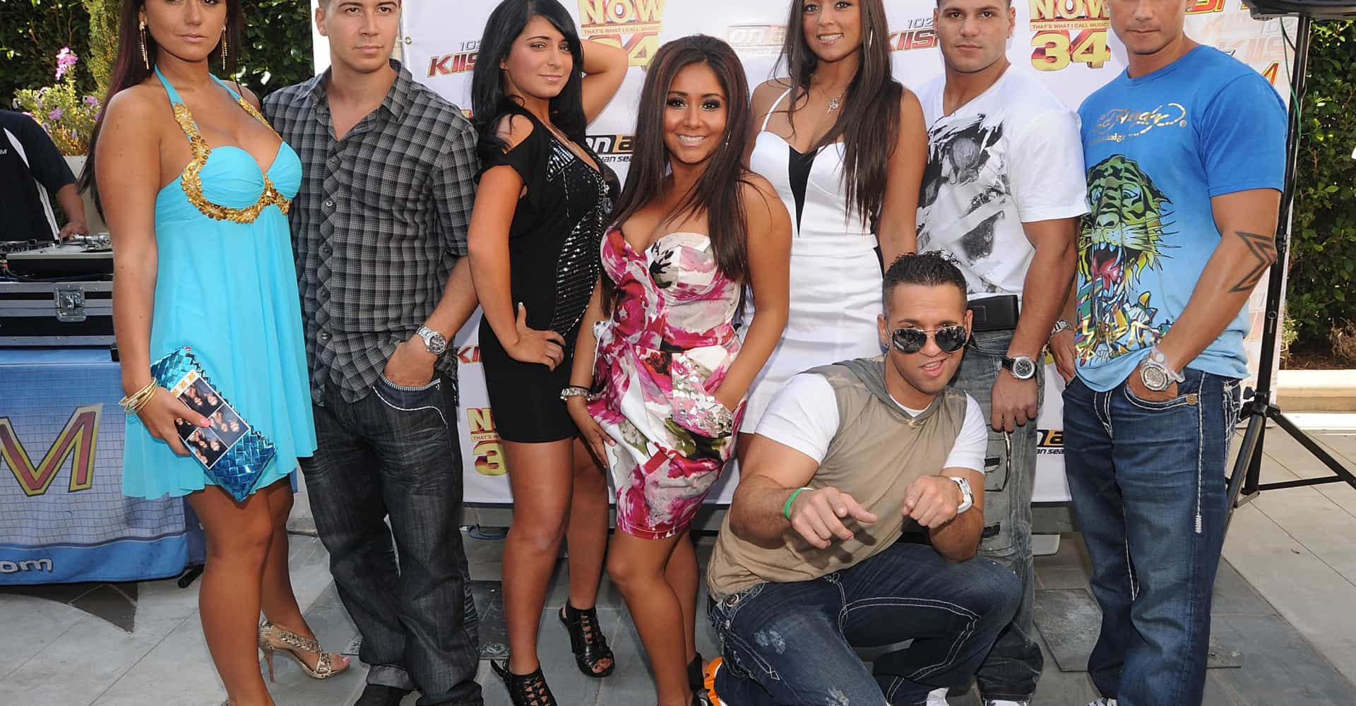 The most controversial moments on  'Jersey Shore'