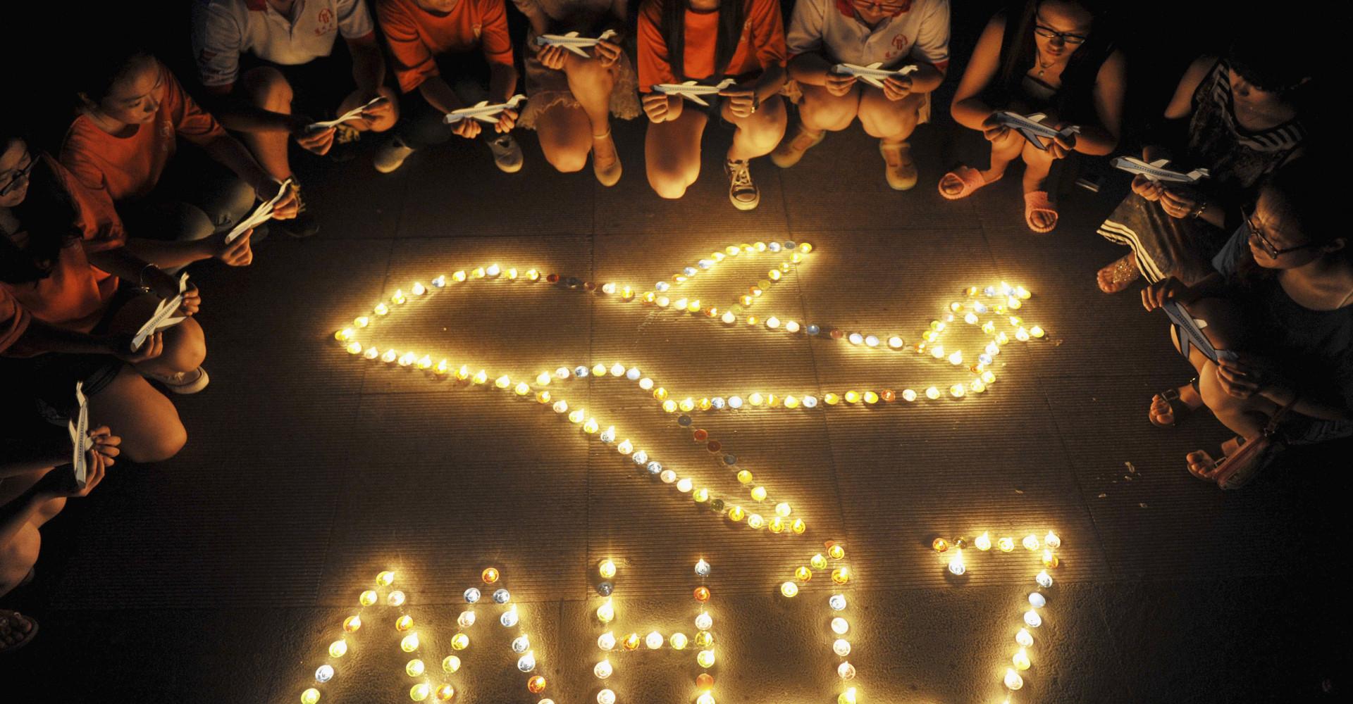 Nabestaanden MH17 maken reis naar bestemming slachtoffers