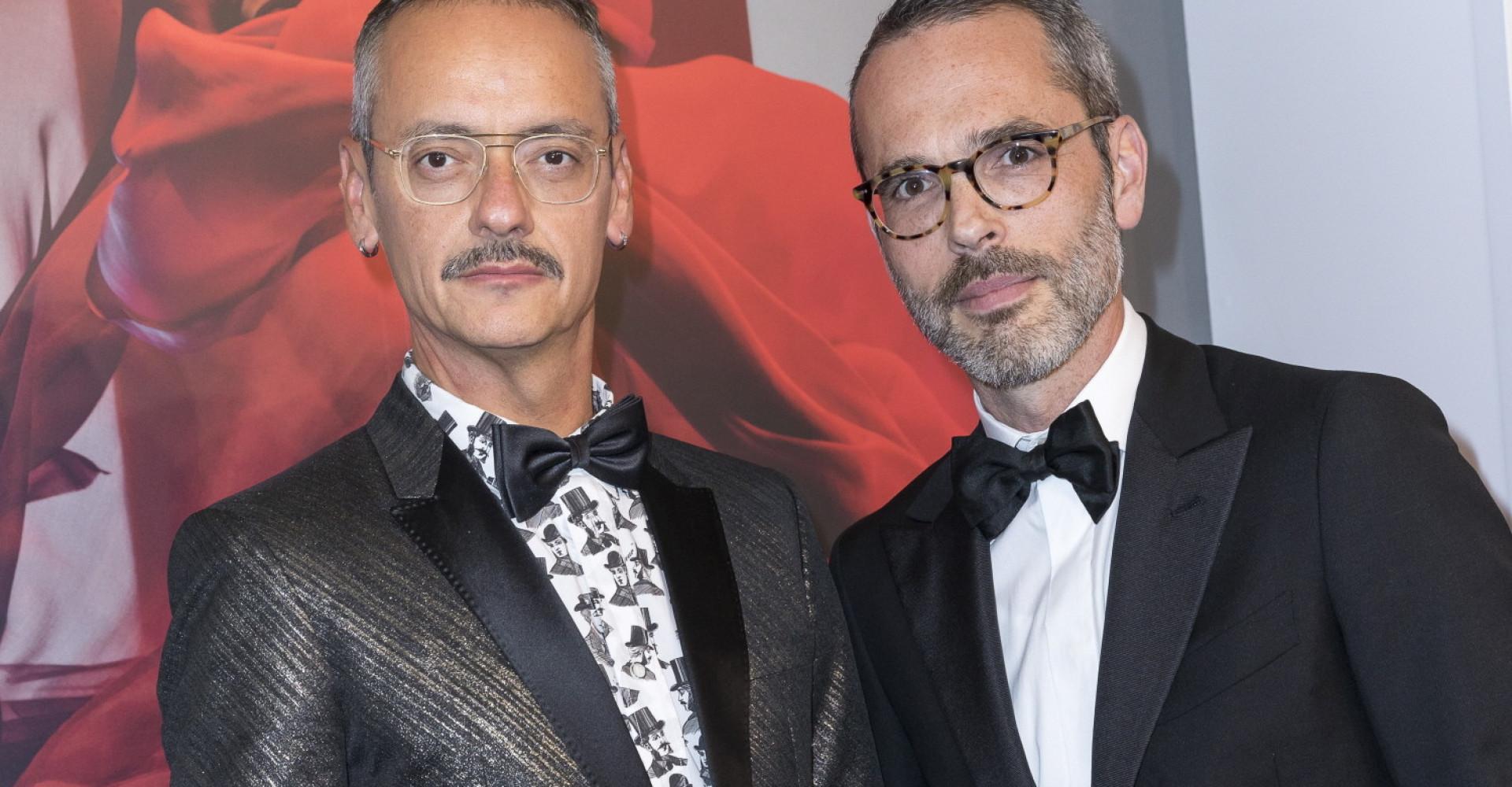 Viktor & Rolf vieren hun 25-jarige jubileum groots