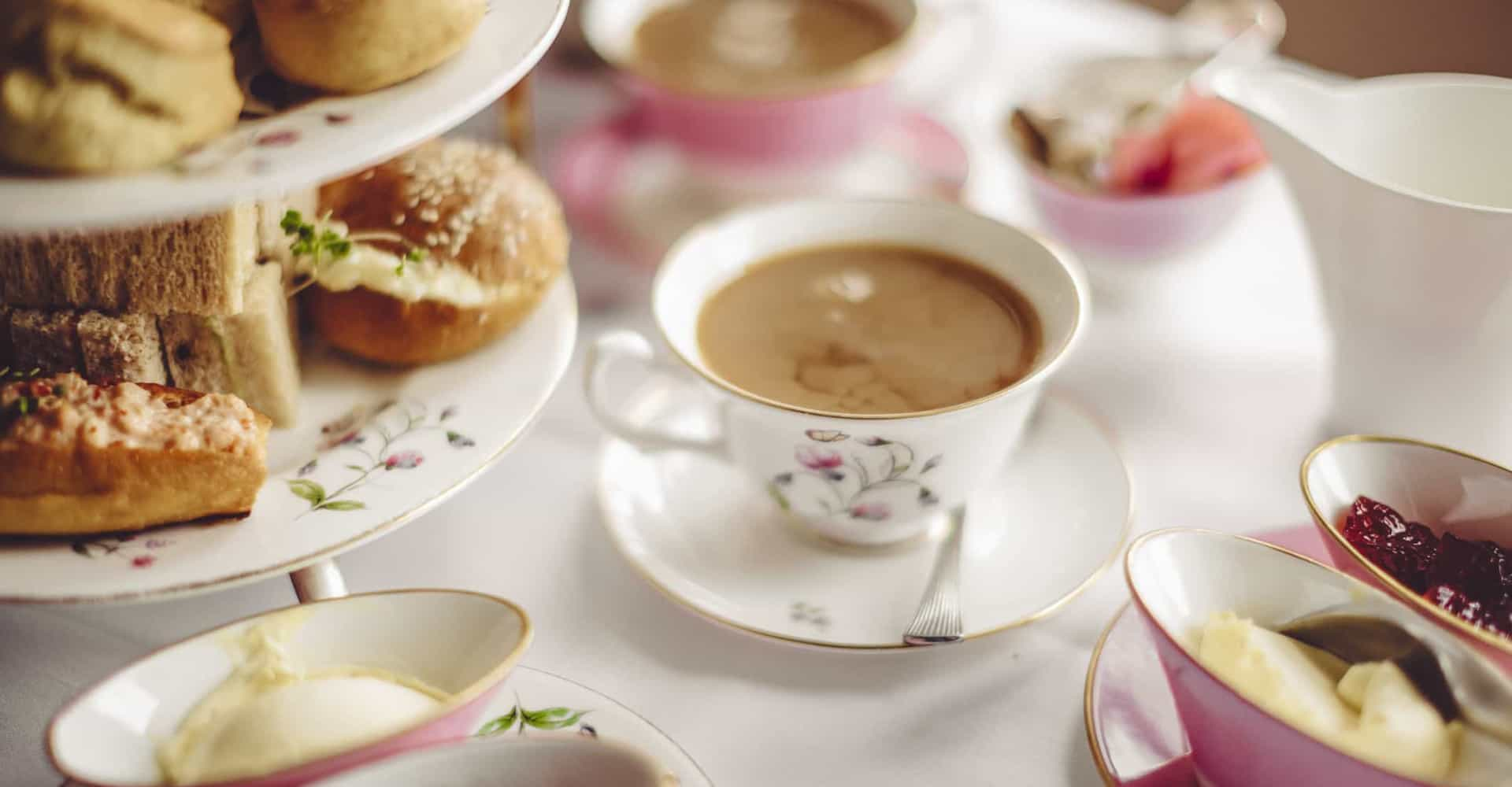 Learn how to host the perfect tea party