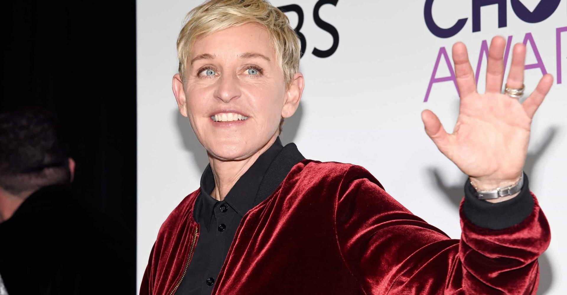 Ellen DeGeneres fête ses 61 ans!