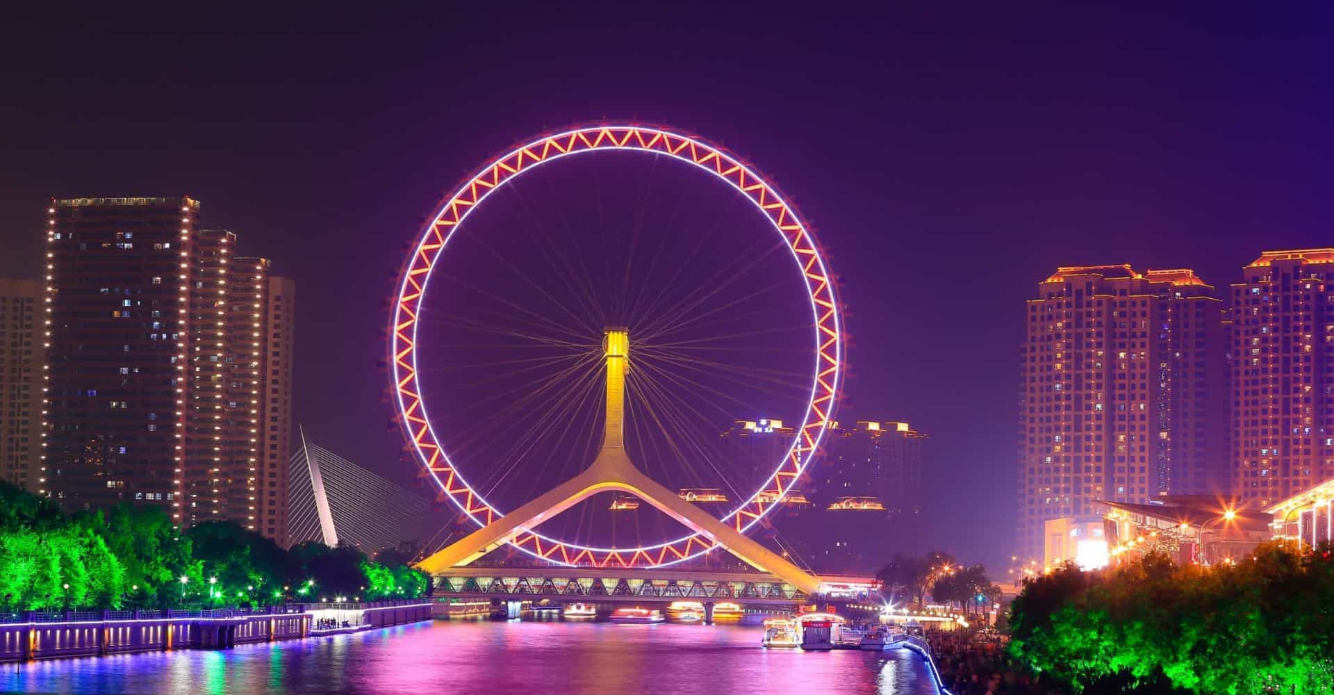 The world's best giant Ferris wheels