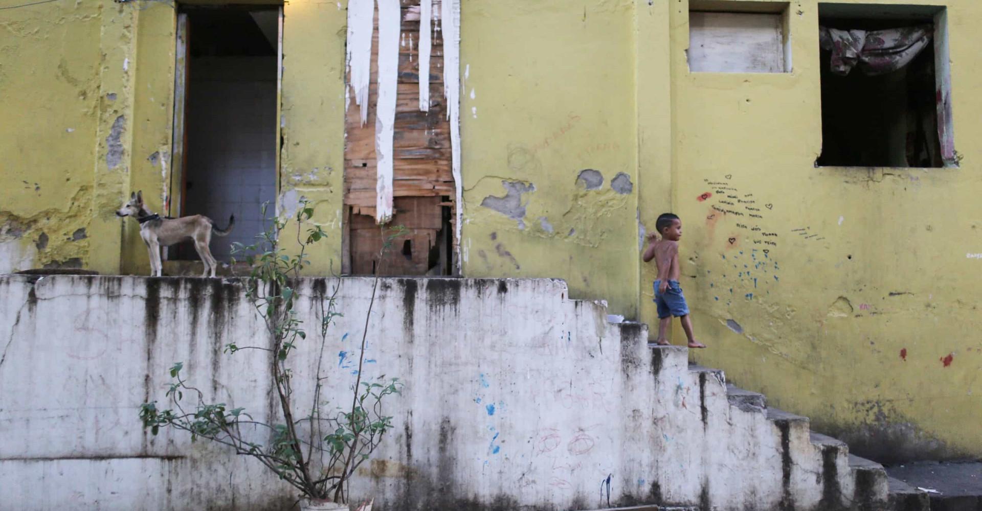 La dura realidad de las favelas de Rio de Janeiro