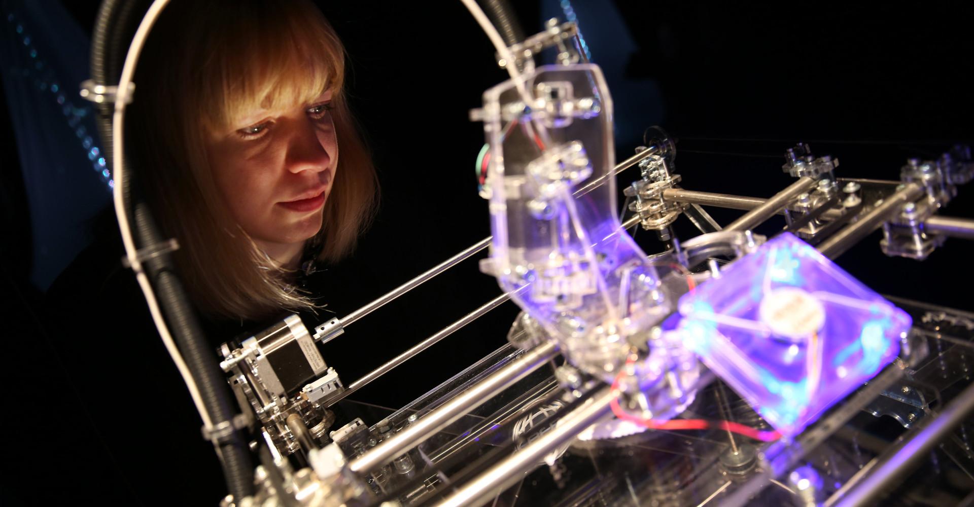 Wetenschappers hebben juwelen uitgevonden die van kleur kunnen veranderen