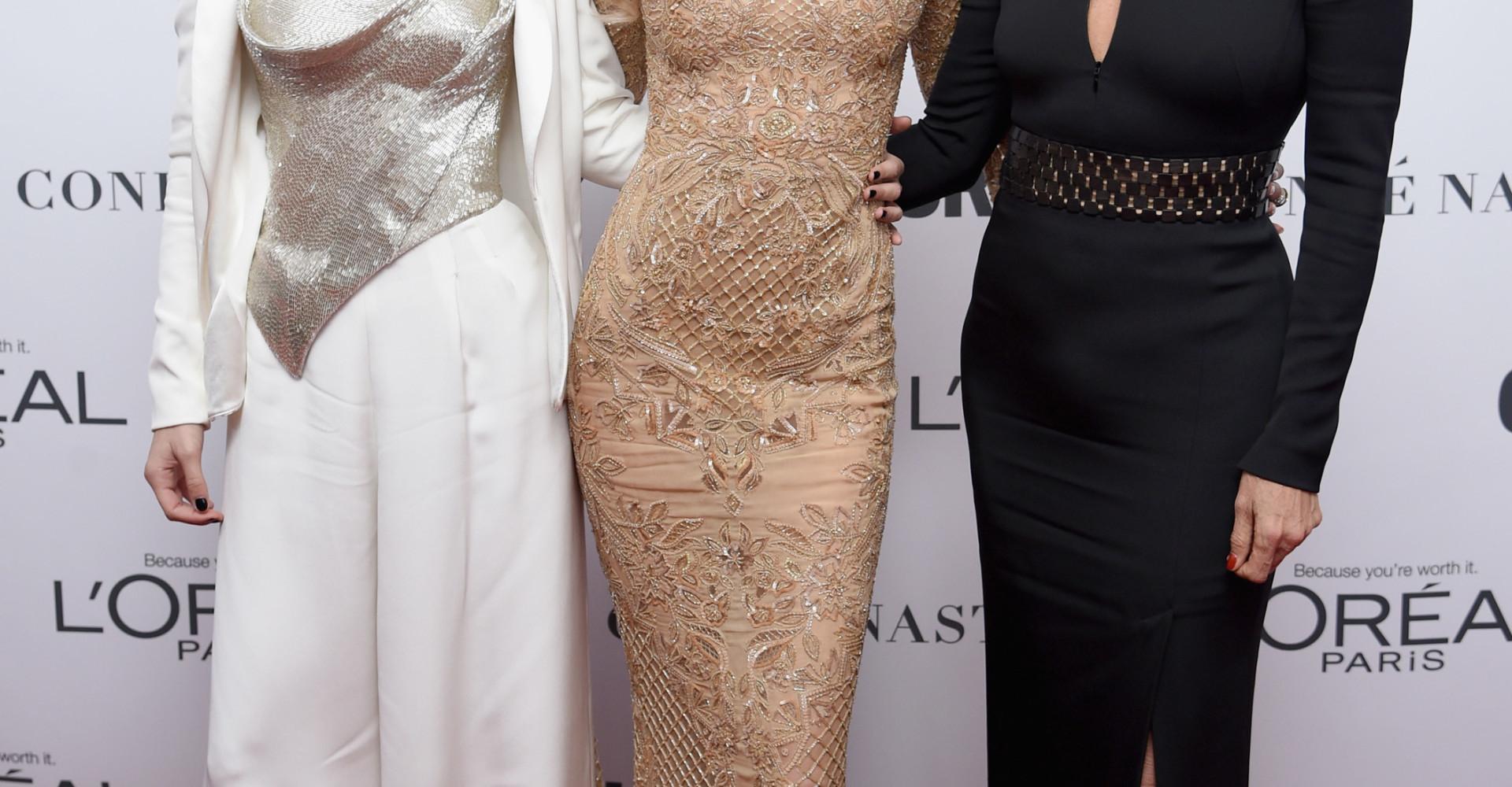 Bella, Gigi och Yolanda Hadids snyggaste kläder