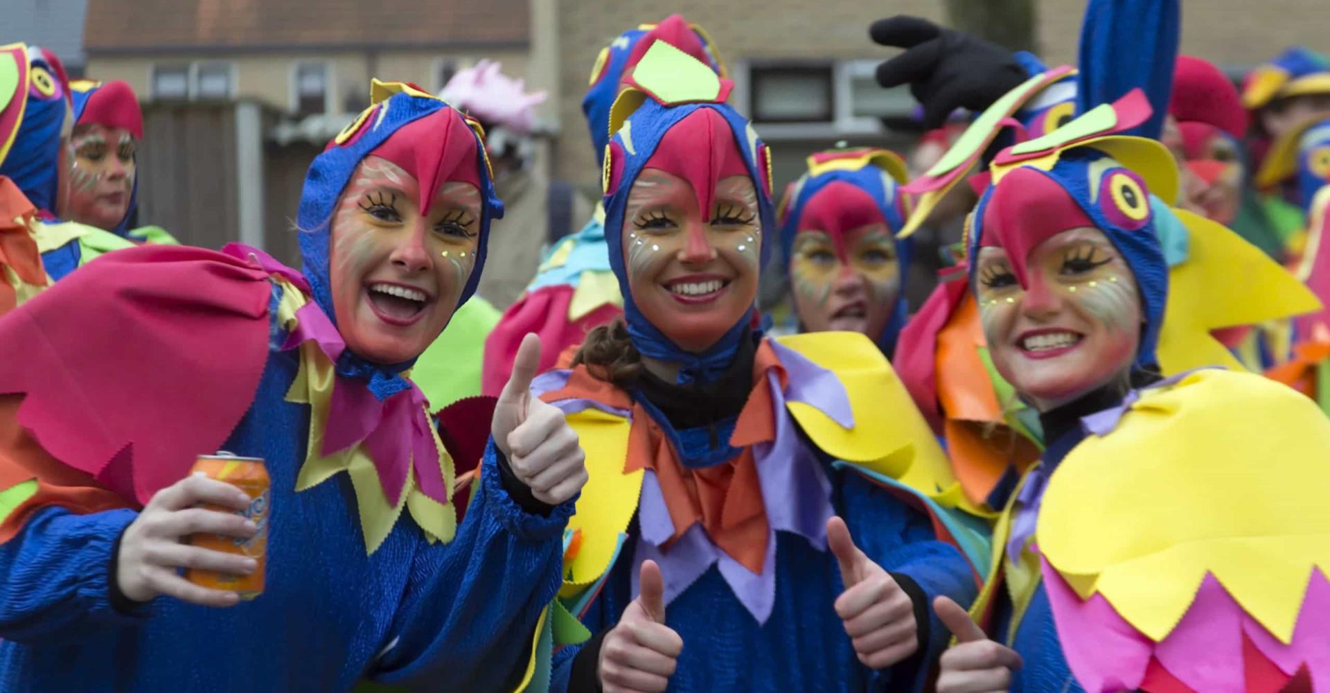Carnaval: Tradities  & Gewoontes