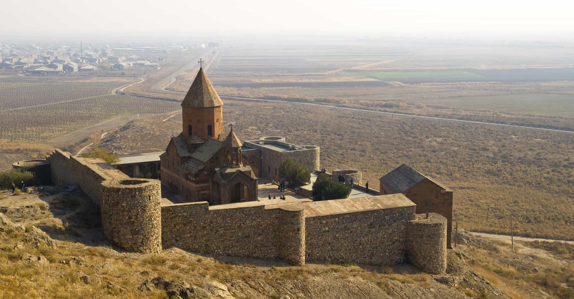 Los monasterios más espectaculares del mundo