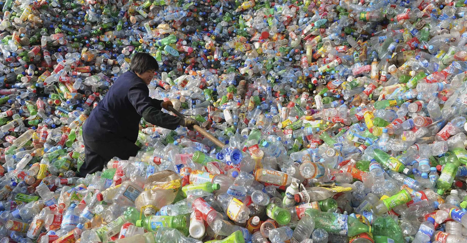 Ecología: formas de reducir el consumo de plástico y papel