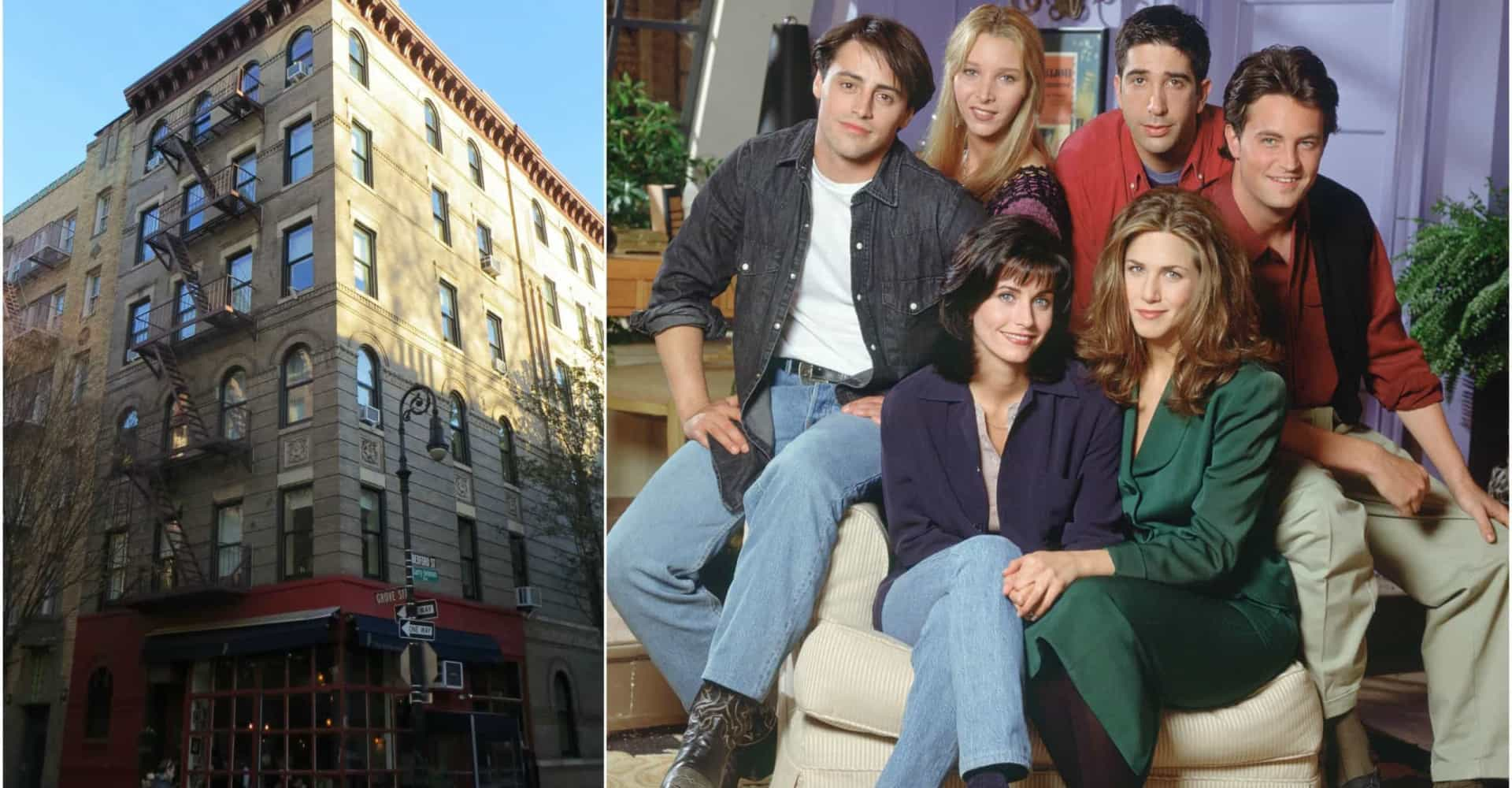 ¿Dónde se ha grabado tu serie favorita?