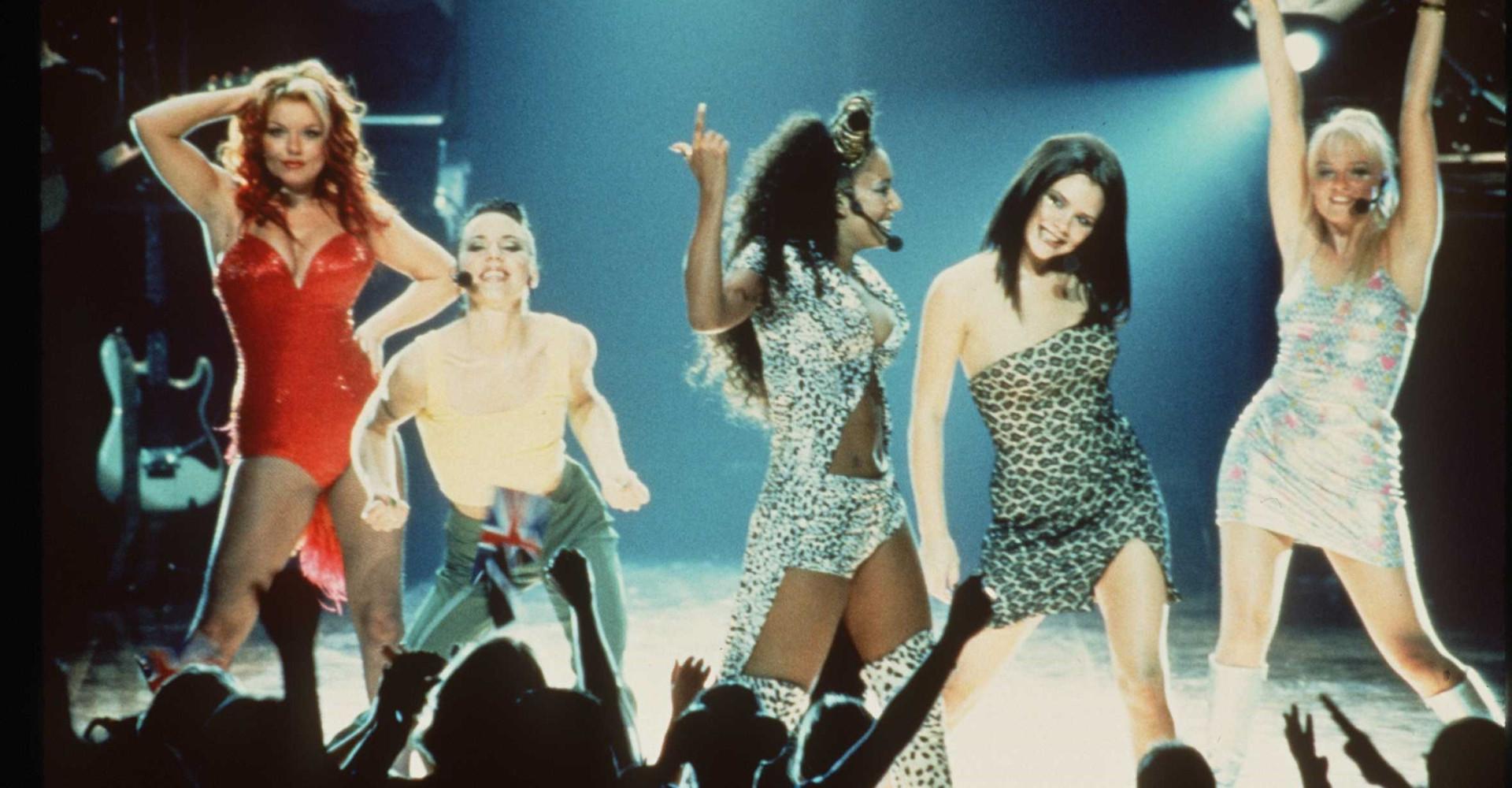 Dit  wist je nog niet over de Spice Girls